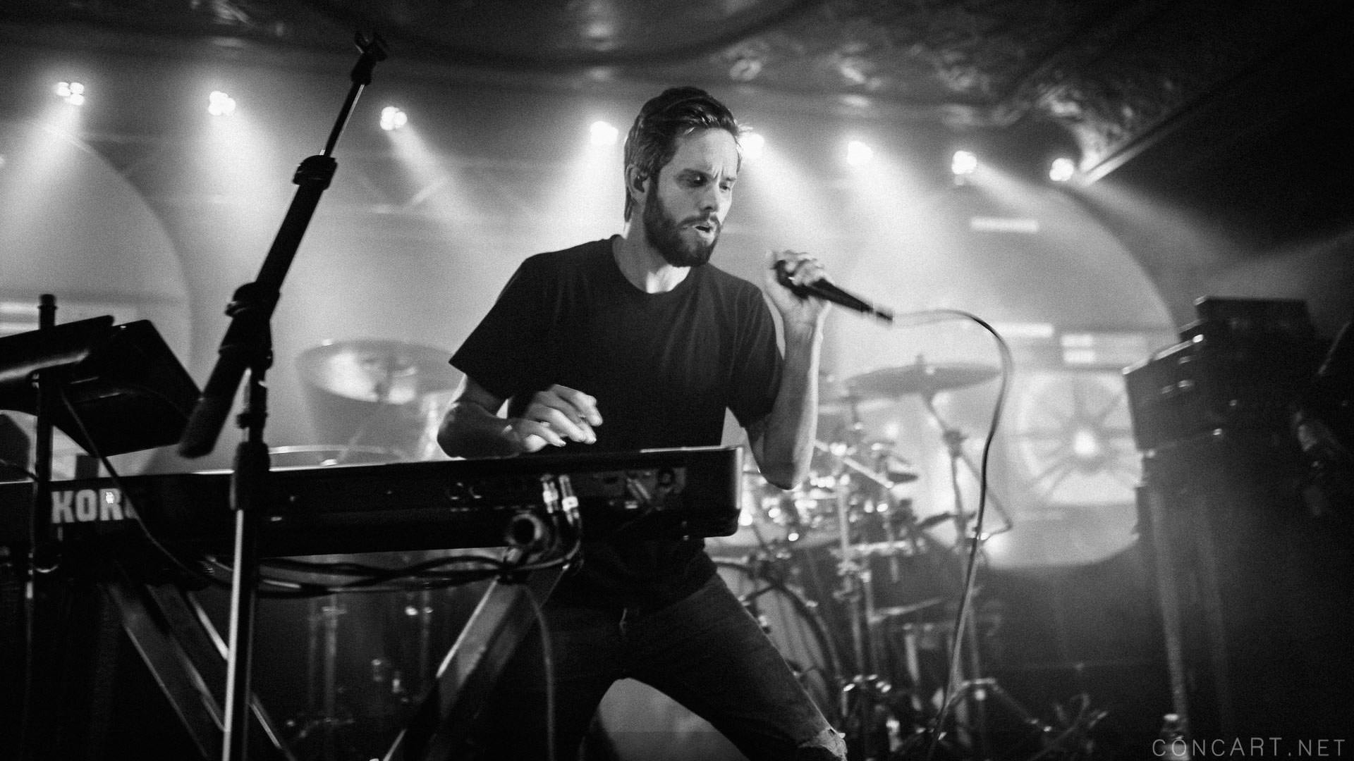 Between The Buried And Me photo by Sean Molin 34