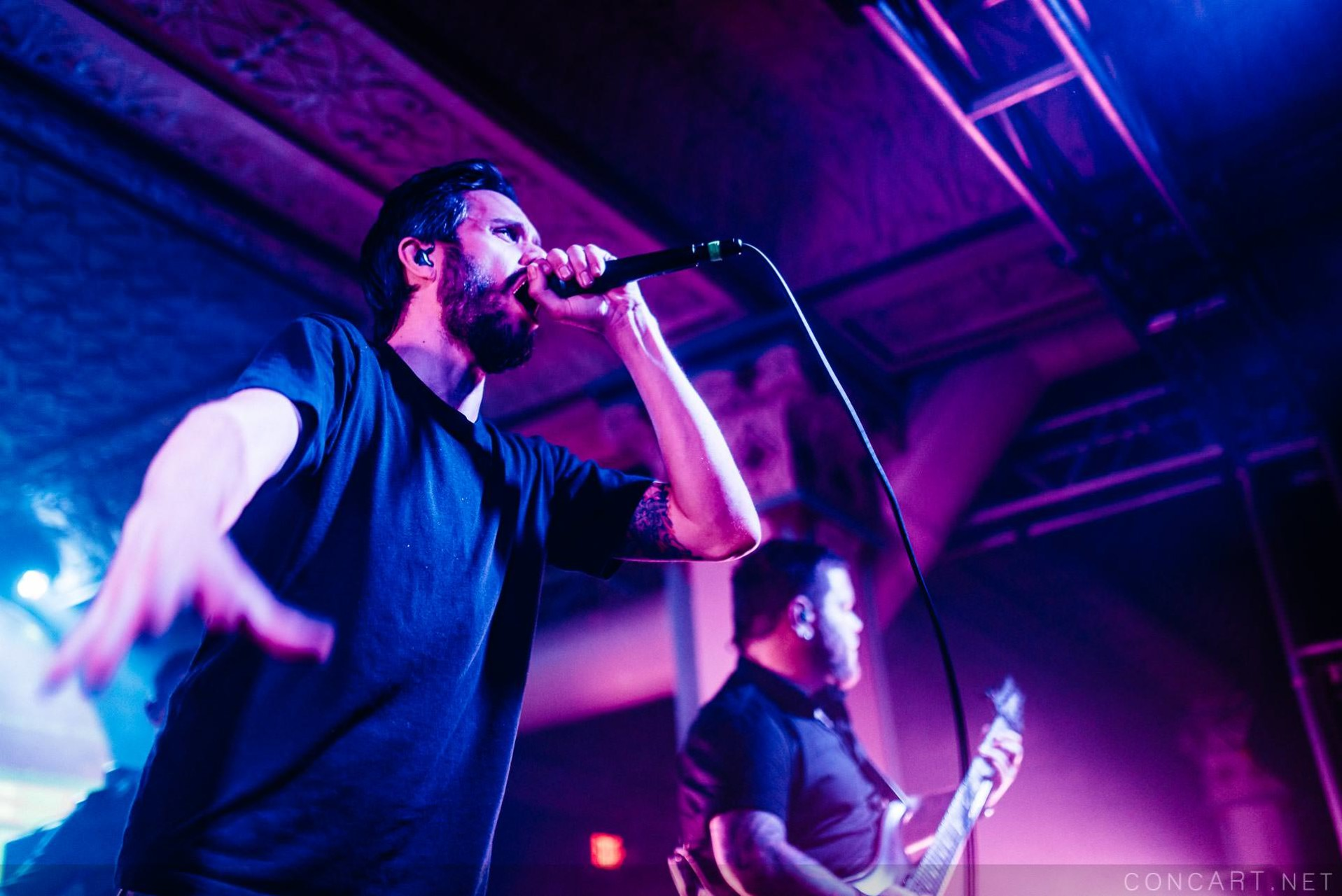 Between The Buried And Me photo by Sean Molin 35