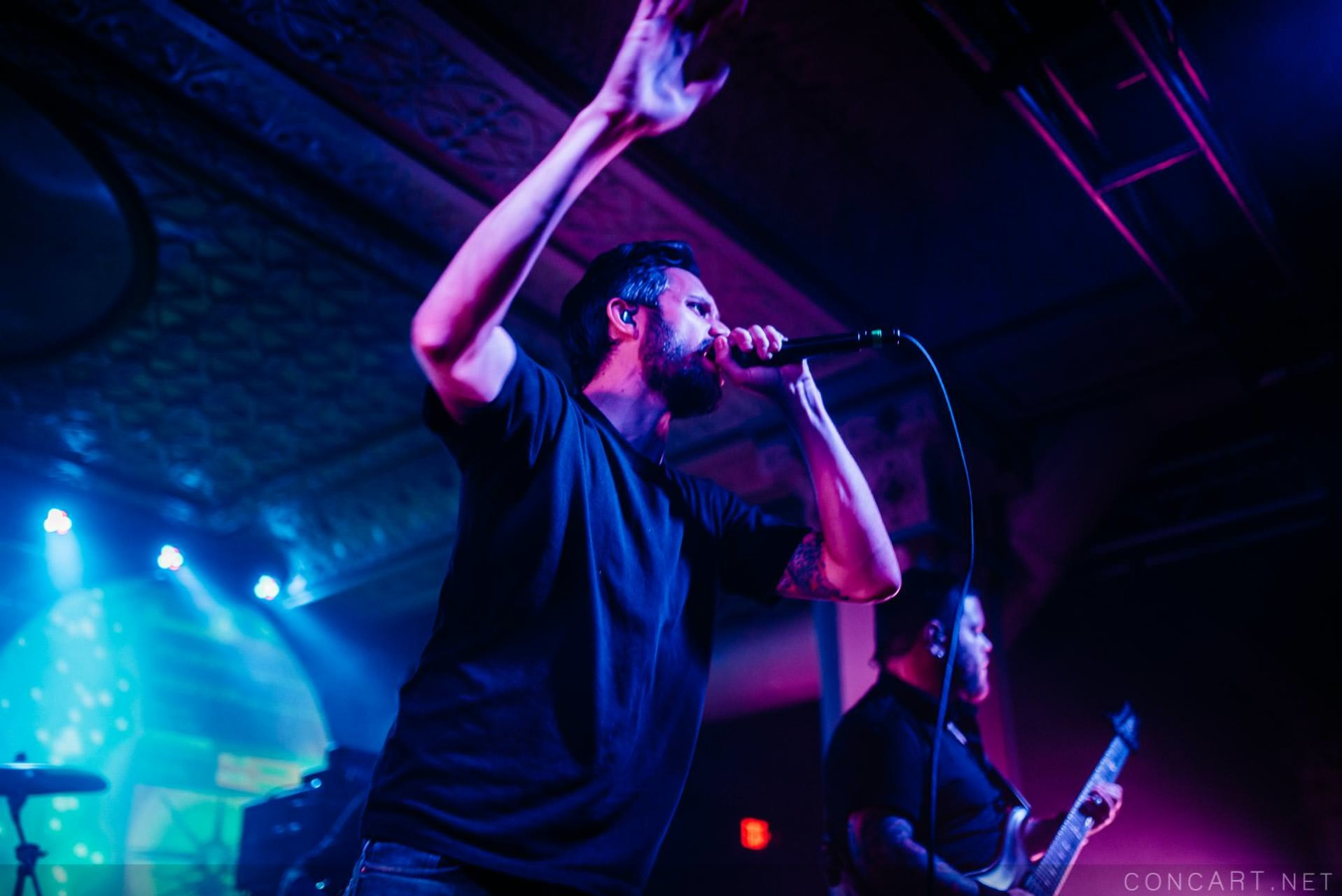Between The Buried And Me photo by Sean Molin 36