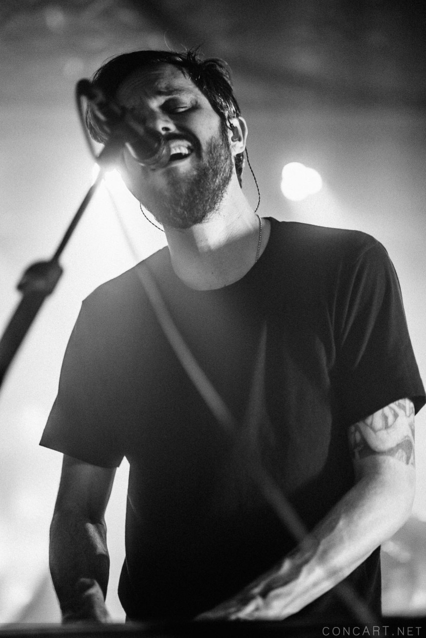 Between The Buried And Me photo by Sean Molin 37