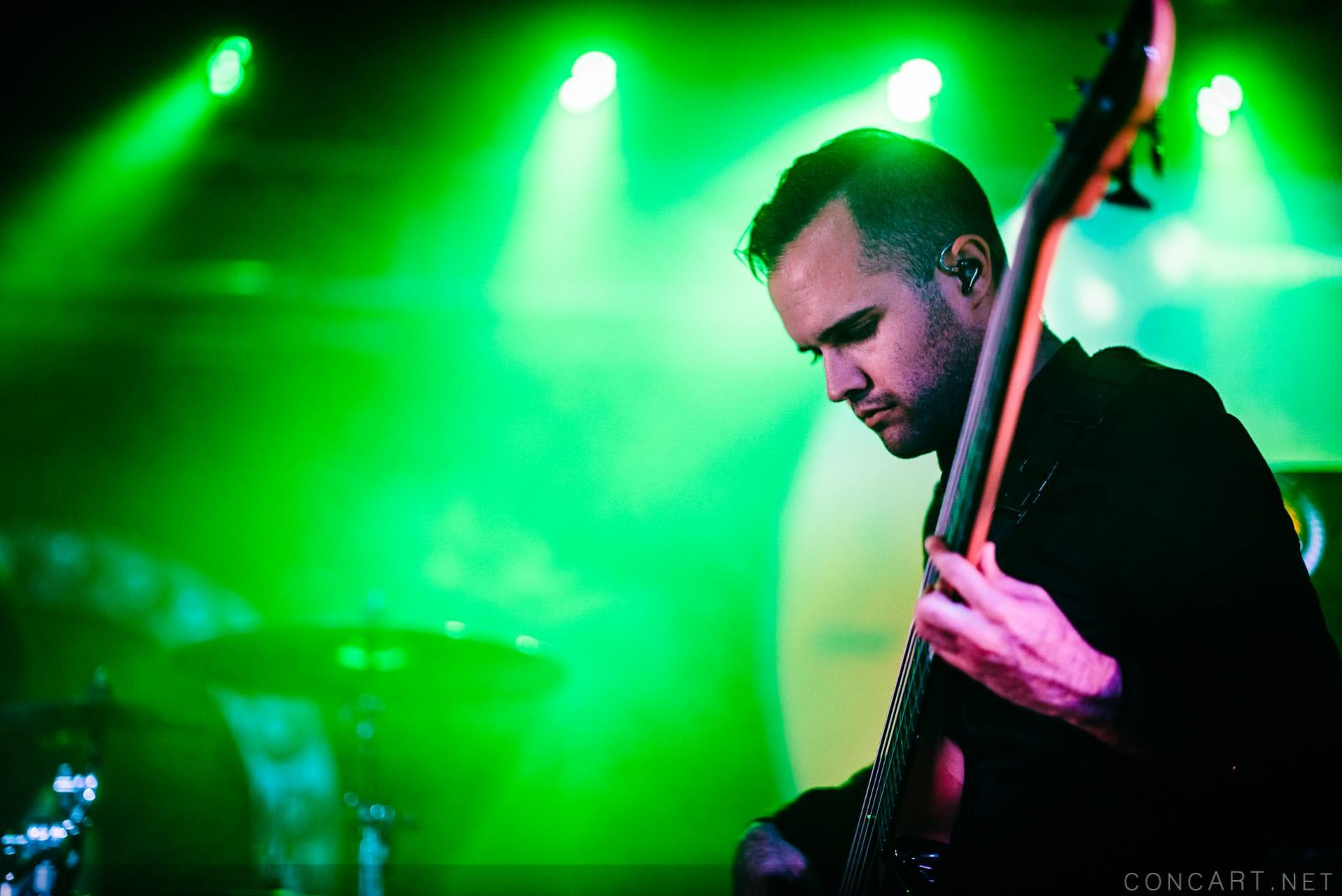 Between The Buried And Me photo by Sean Molin 38