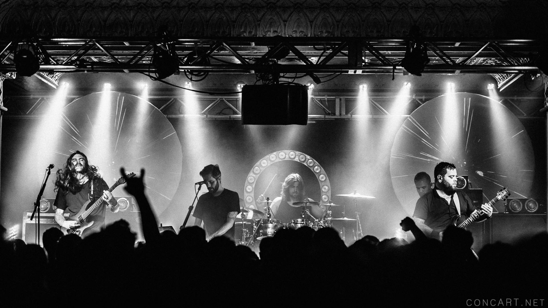 Between The Buried And Me photo by Sean Molin 39