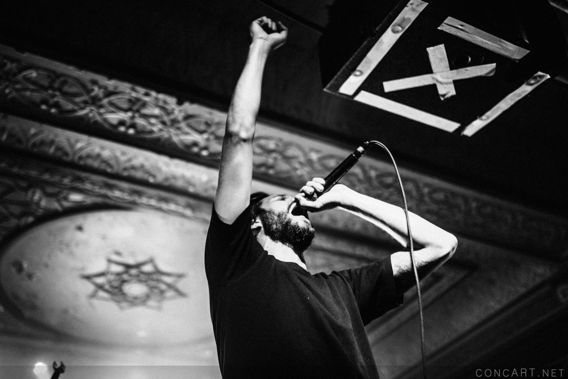 Between The Buried And Me photo by Sean Molin 41