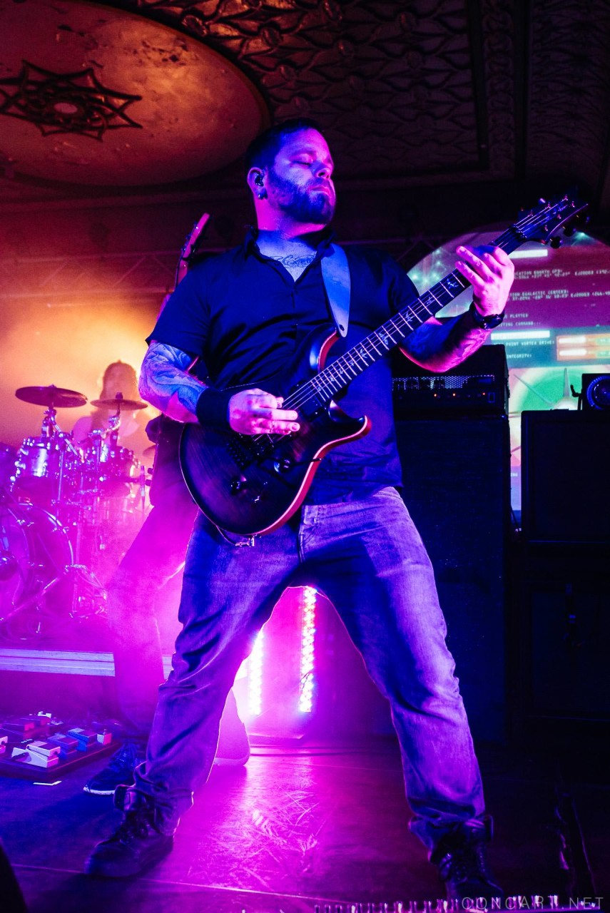 Between The Buried And Me photo by Sean Molin 43