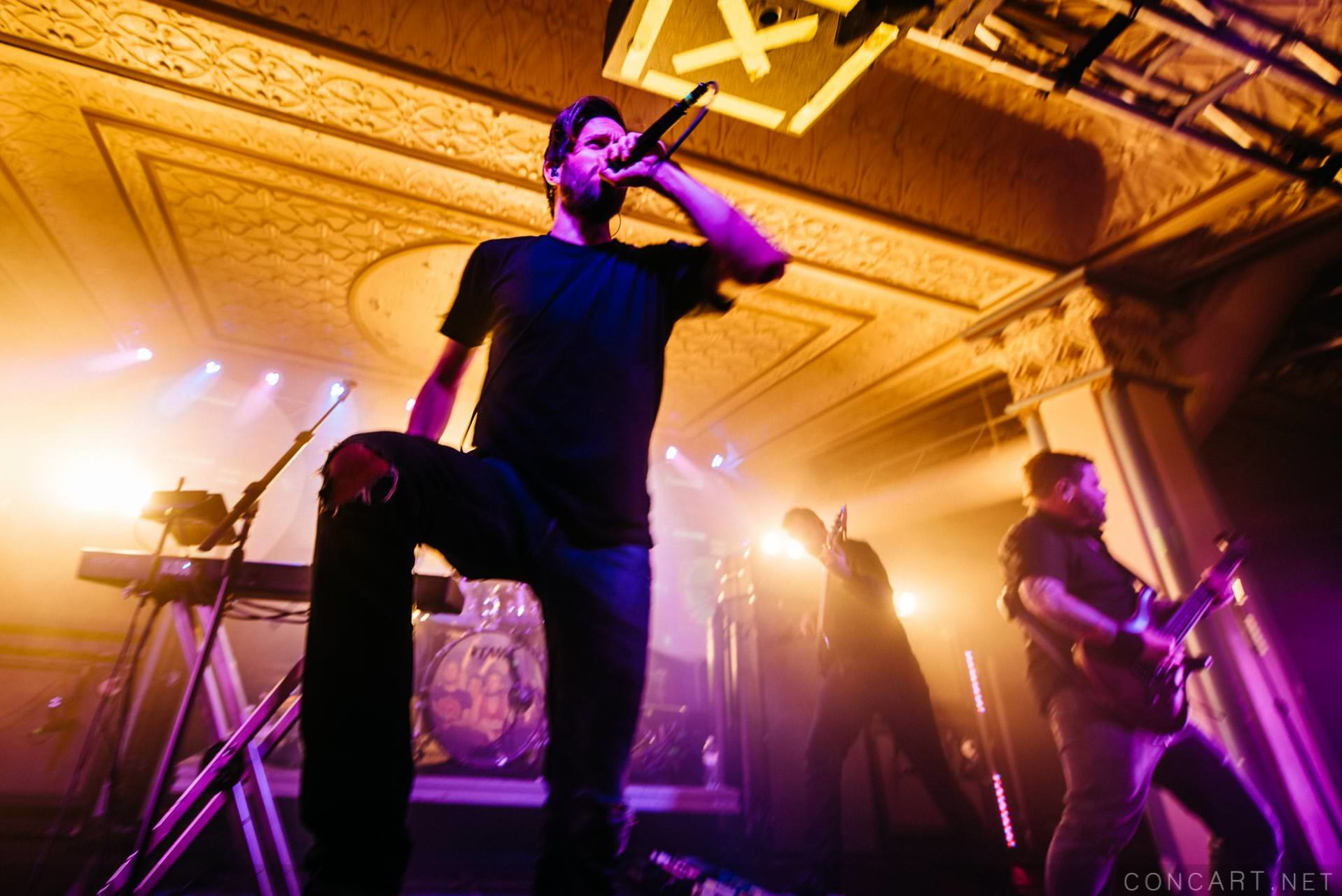 Between The Buried And Me photo by Sean Molin 47