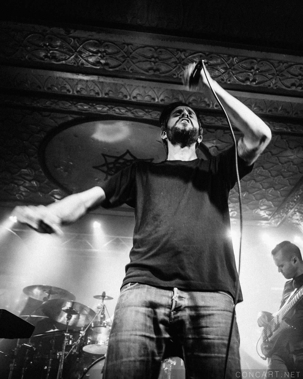 Between The Buried And Me photo by Sean Molin 48