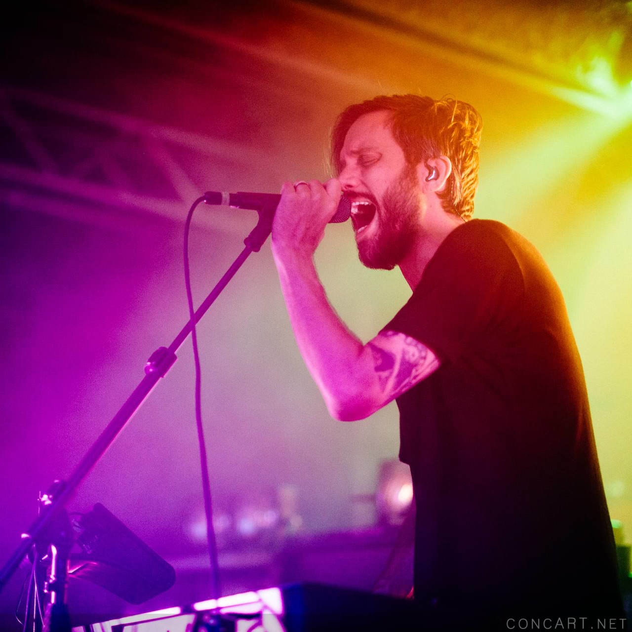 Between The Buried And Me photo by Sean Molin 52