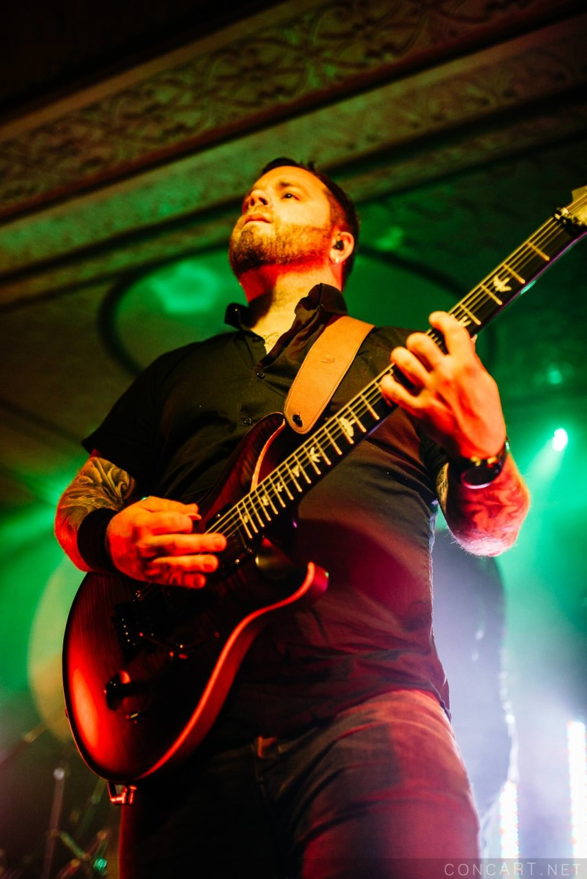 Between The Buried And Me photo by Sean Molin 54
