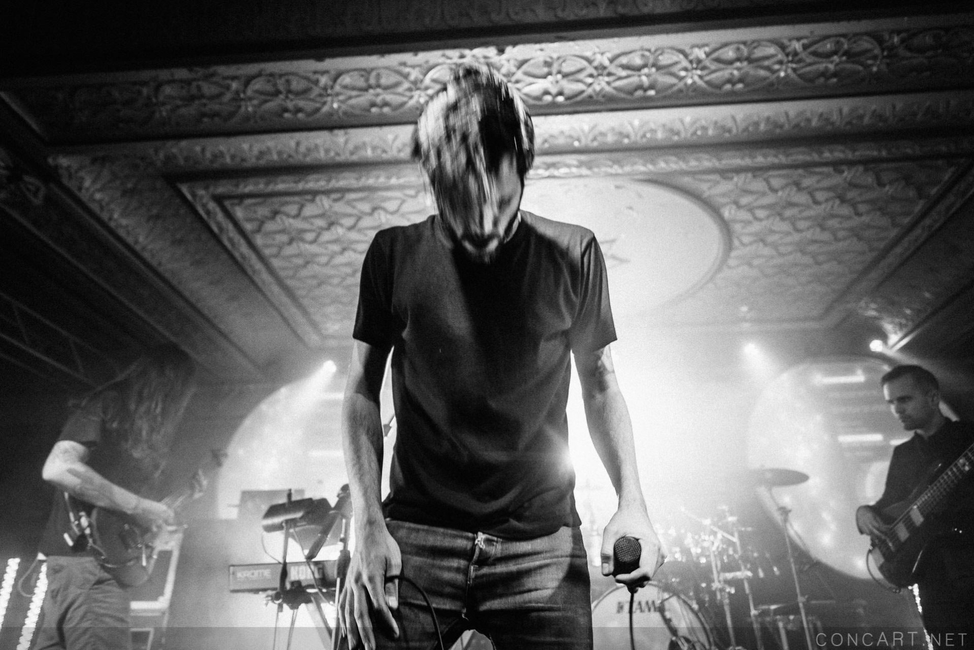 Between The Buried And Me photo by Sean Molin 56