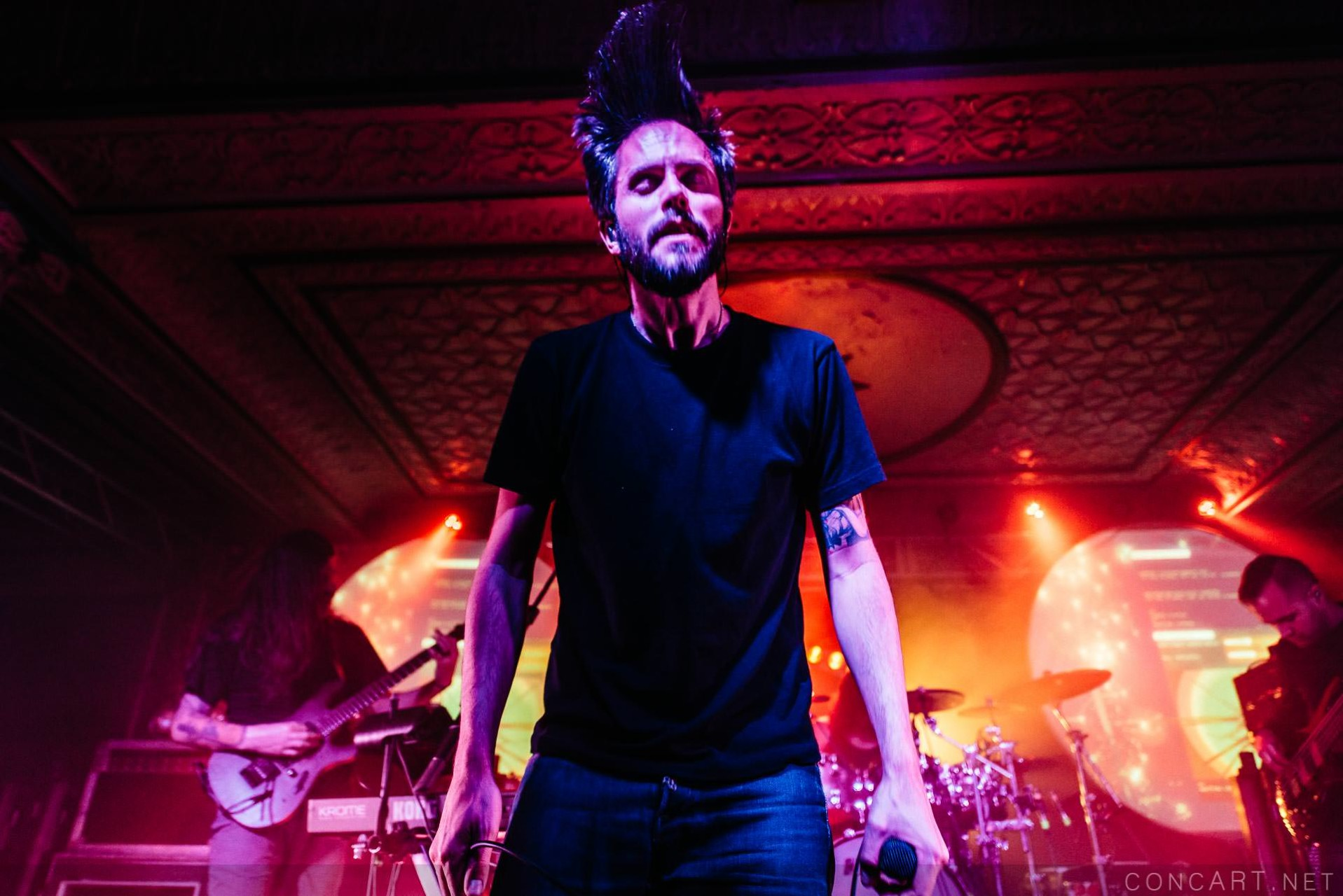Between The Buried And Me photo by Sean Molin 57