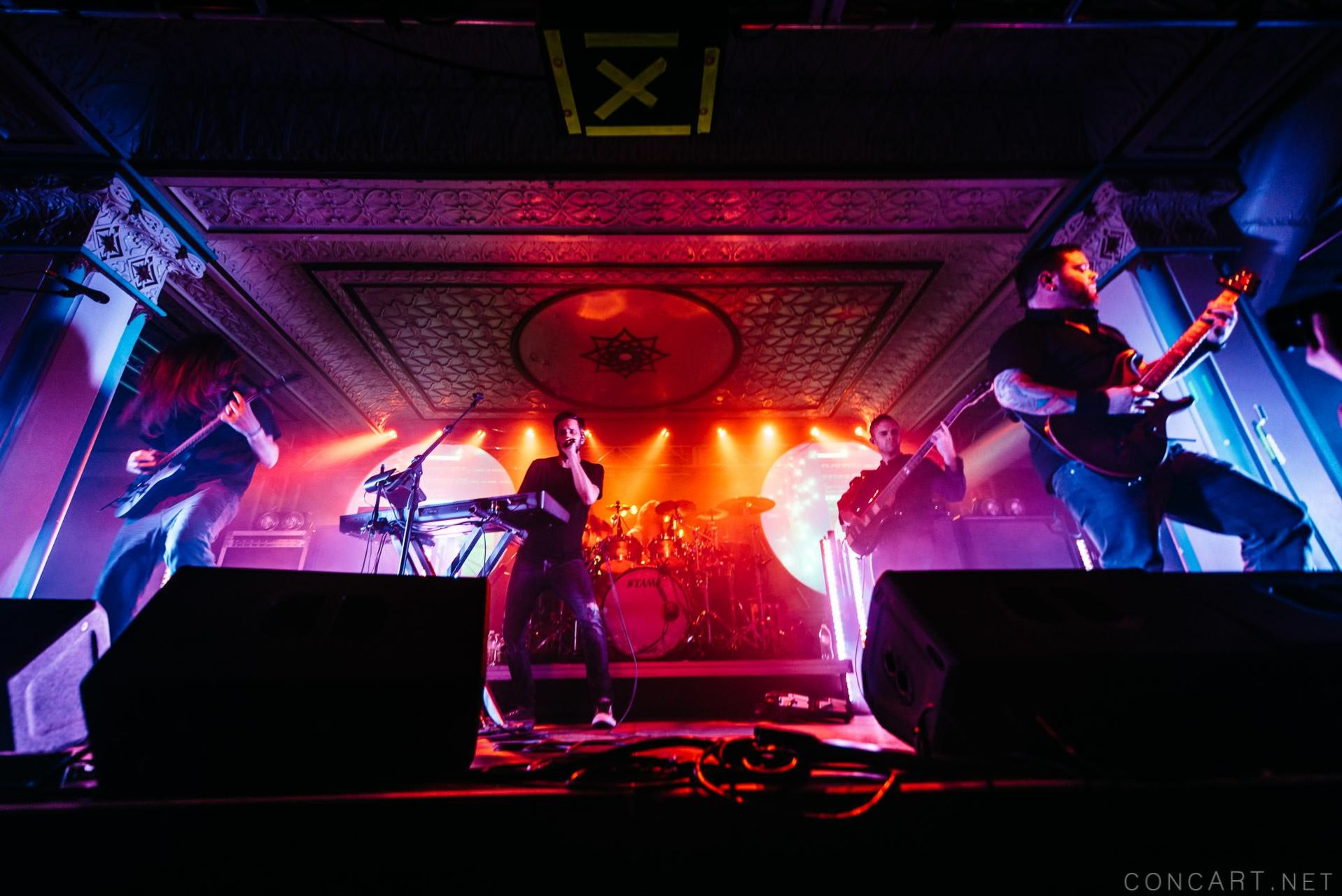 Between The Buried And Me photo by Sean Molin 58
