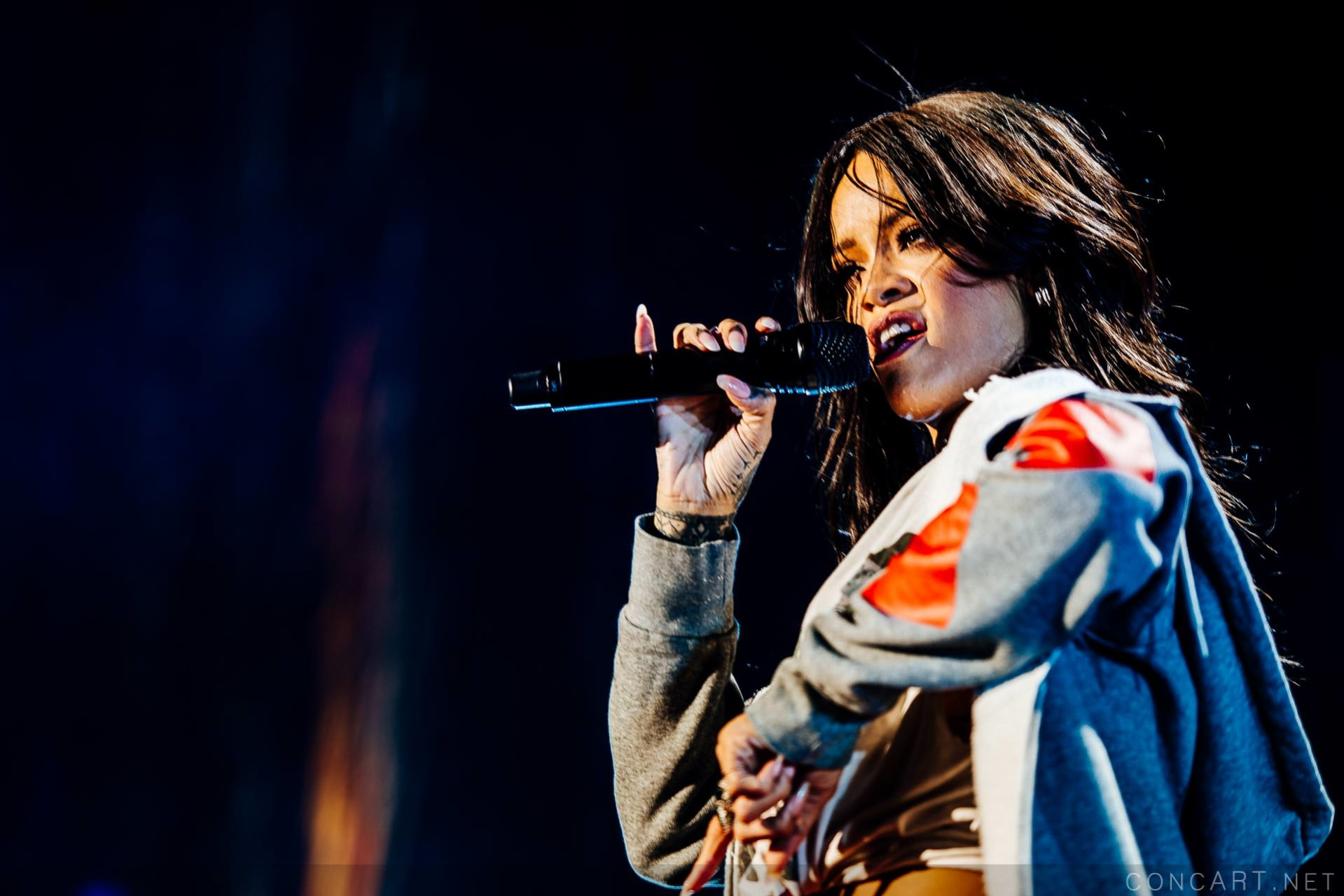 Rihanna photo by Sean Molin 12