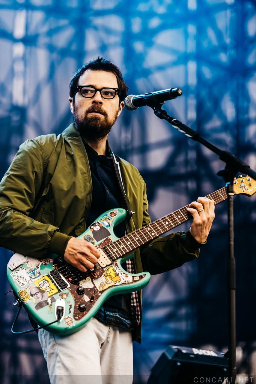 Weezer photo by Sean Molin 12
