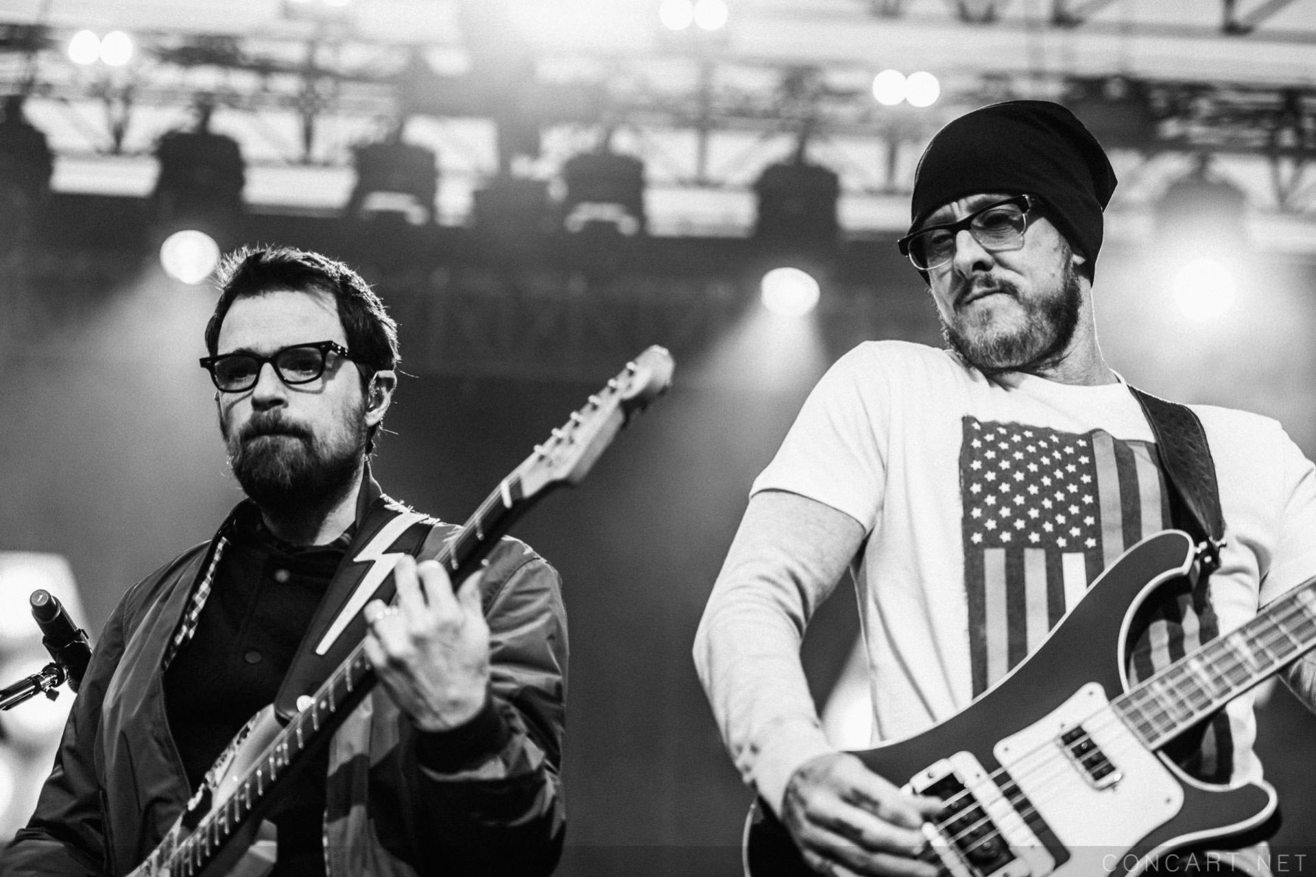 Weezer photo by Sean Molin 18