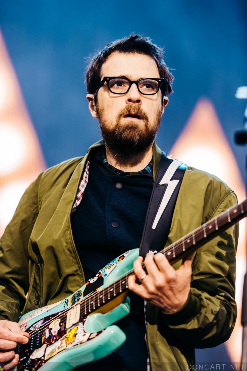 Weezer photo by Sean Molin 22