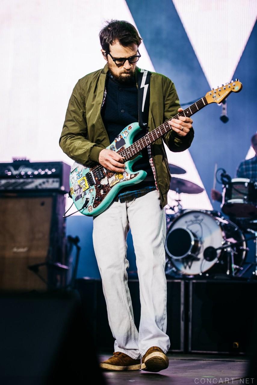 Weezer photo by Sean Molin 27