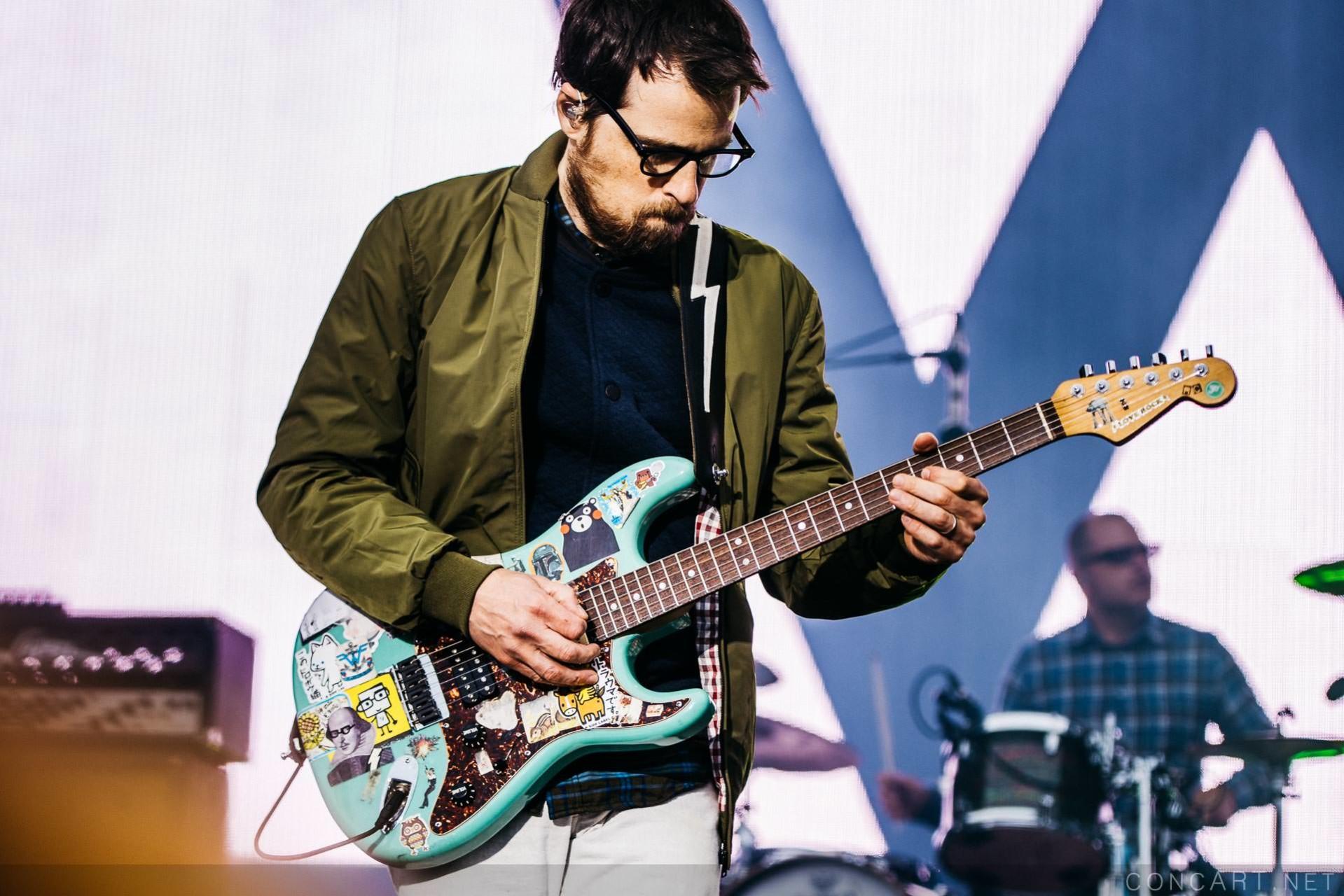 Weezer photo by Sean Molin 33