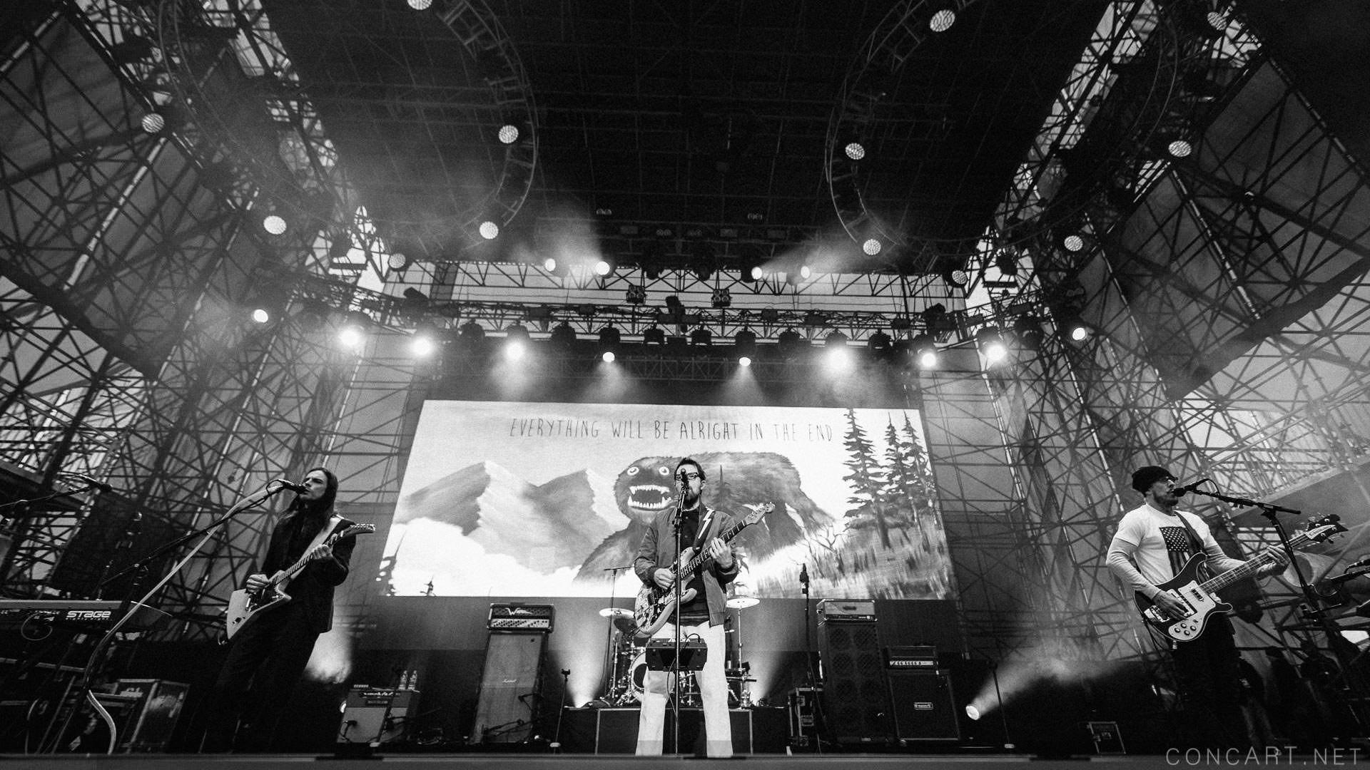 Weezer photo by Sean Molin 34