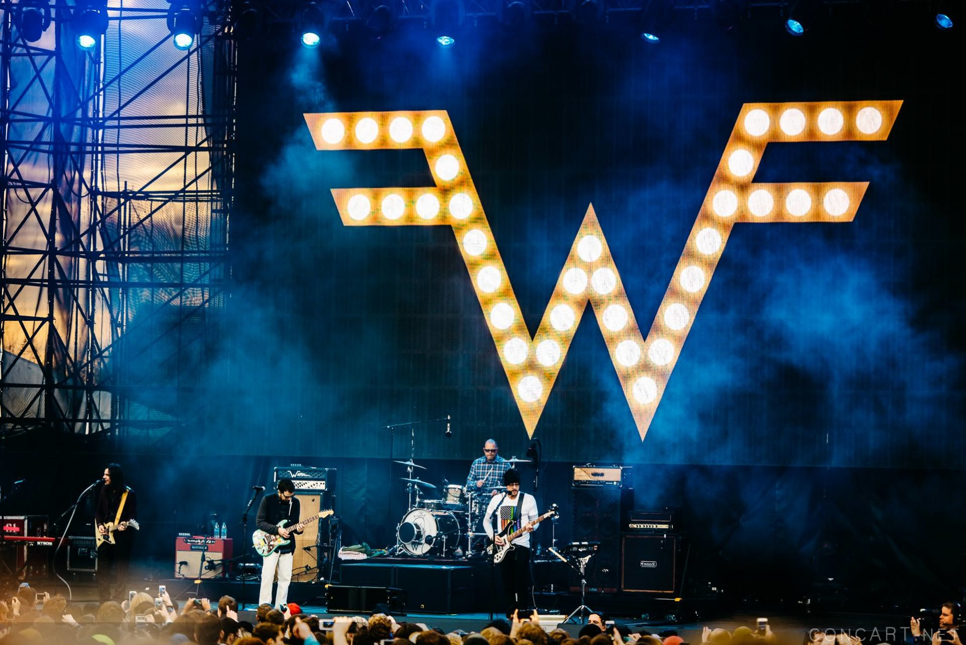 Weezer photo by Sean Molin 47