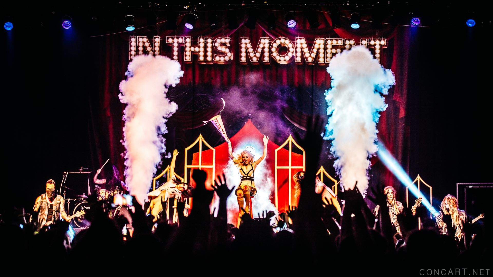 In This Moment photo by Sean Molin 1