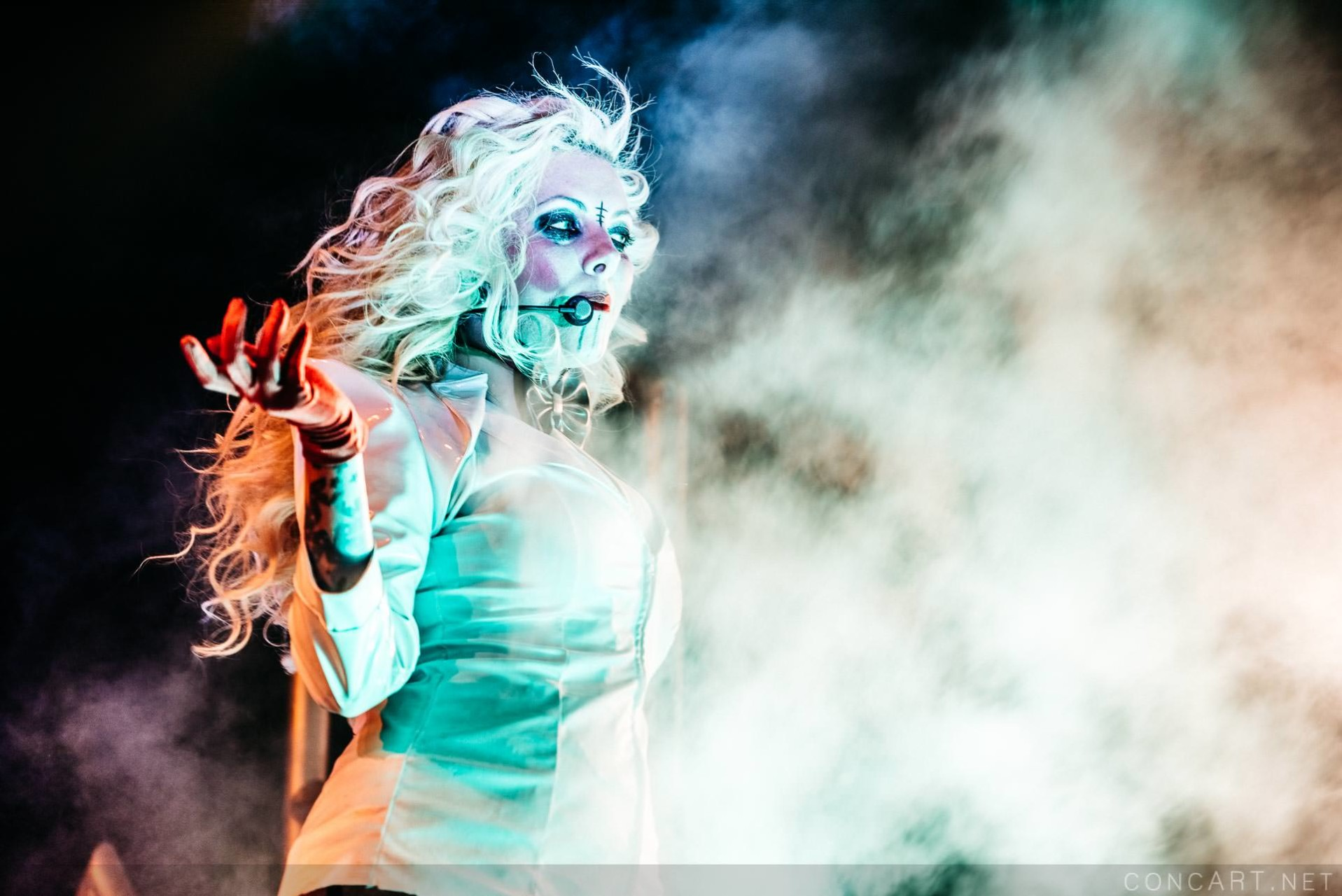 In This Moment photo by Sean Molin 20