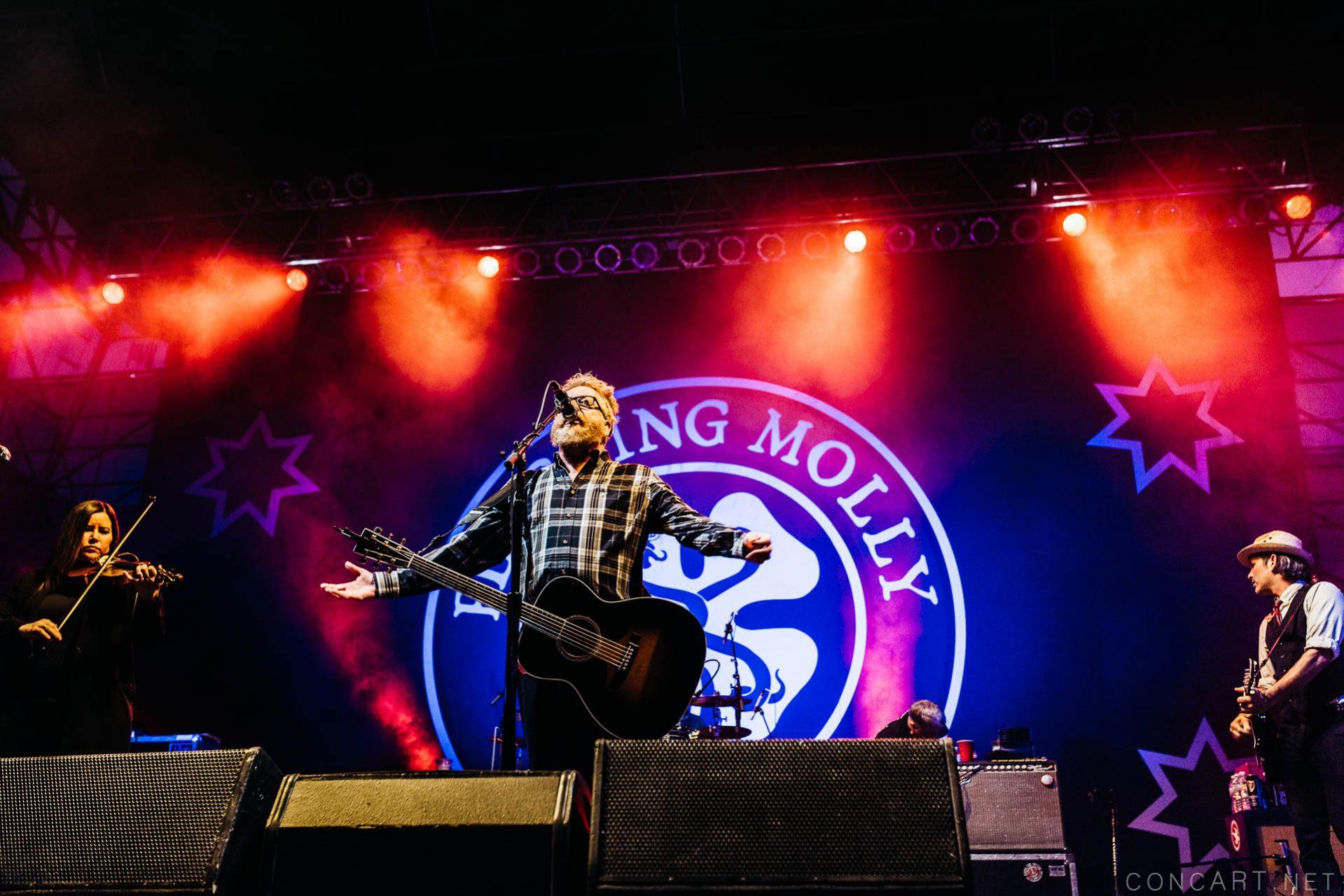 Flogging Molly photo by Sean Molin 34