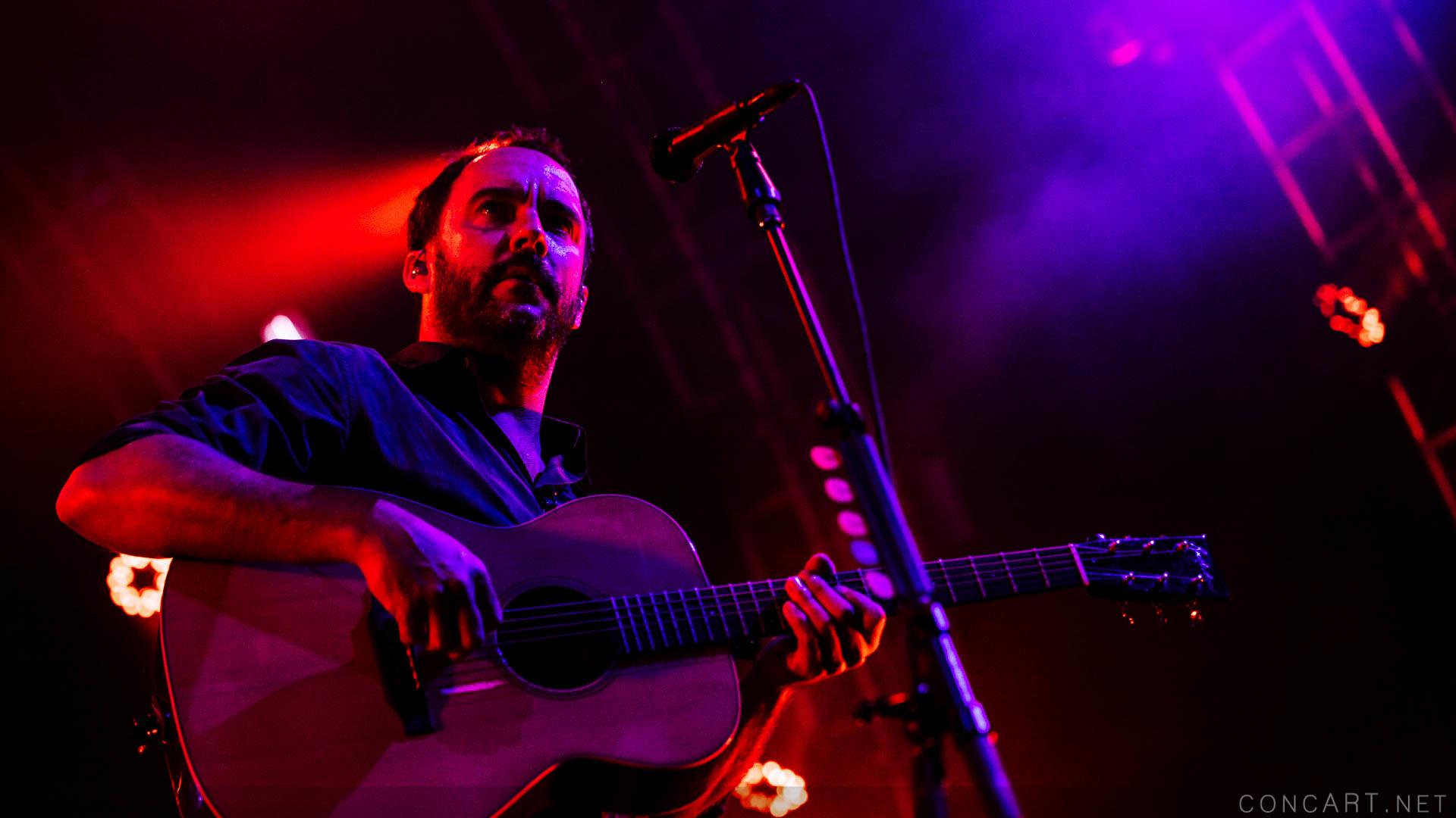 Dave Matthews Band photo by Sean Molin