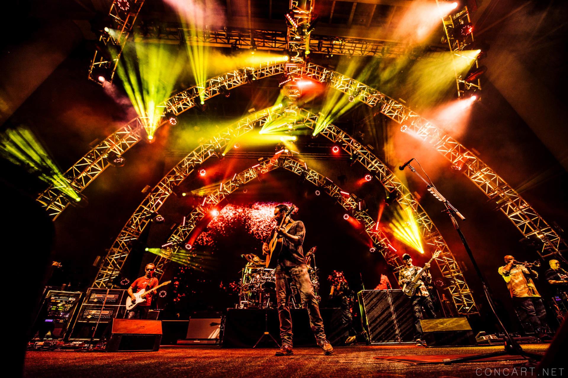 Dave Matthews Band photo by Sean Molin 2