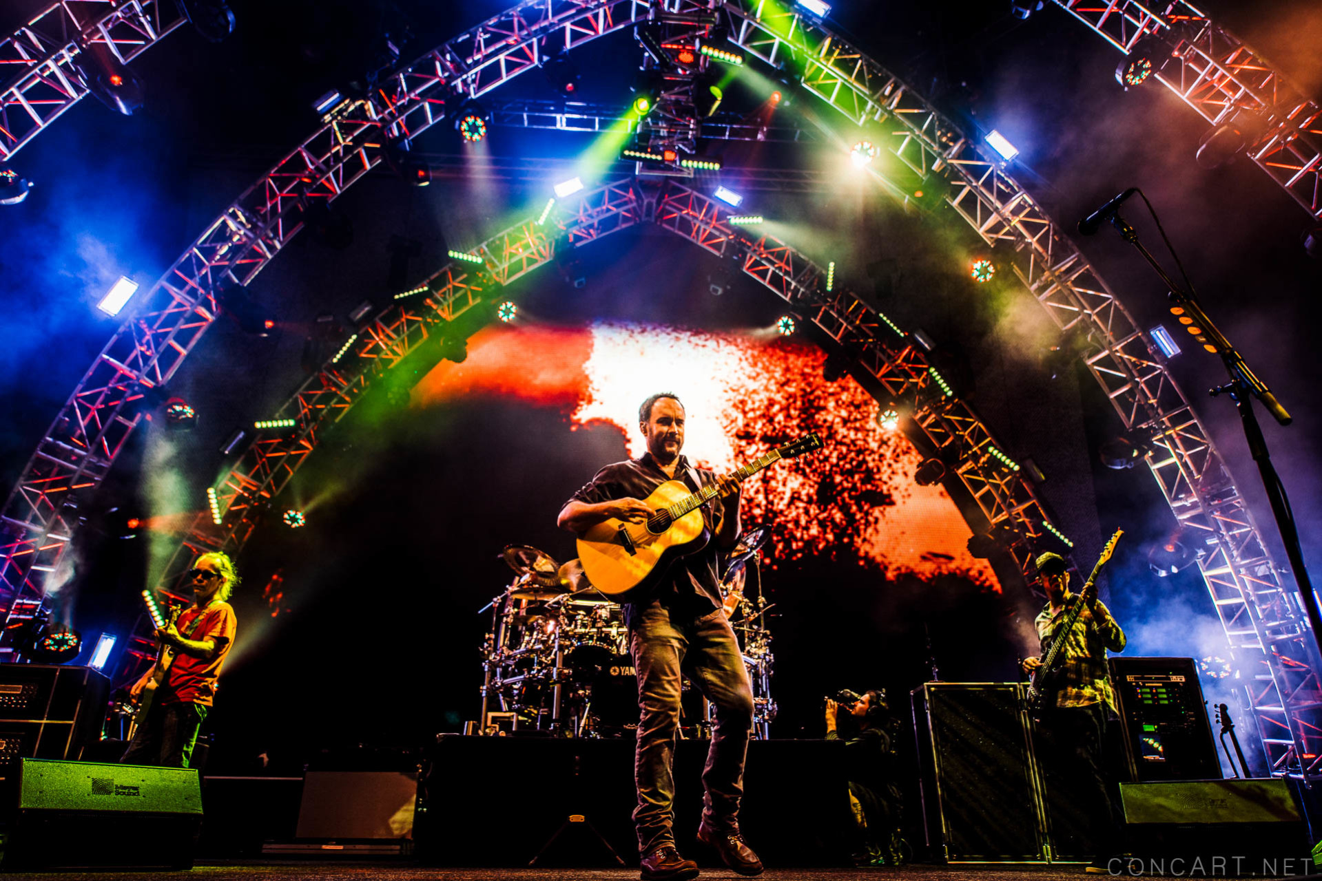 Dave Matthews Band photo by Sean Molin 7