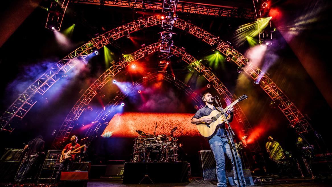 Photo of Concert Concert Review Concert Reviews disco death rock farm bureau lawn at white river park Indianapolis Indy Metal Rob Zombie The Lawn 1