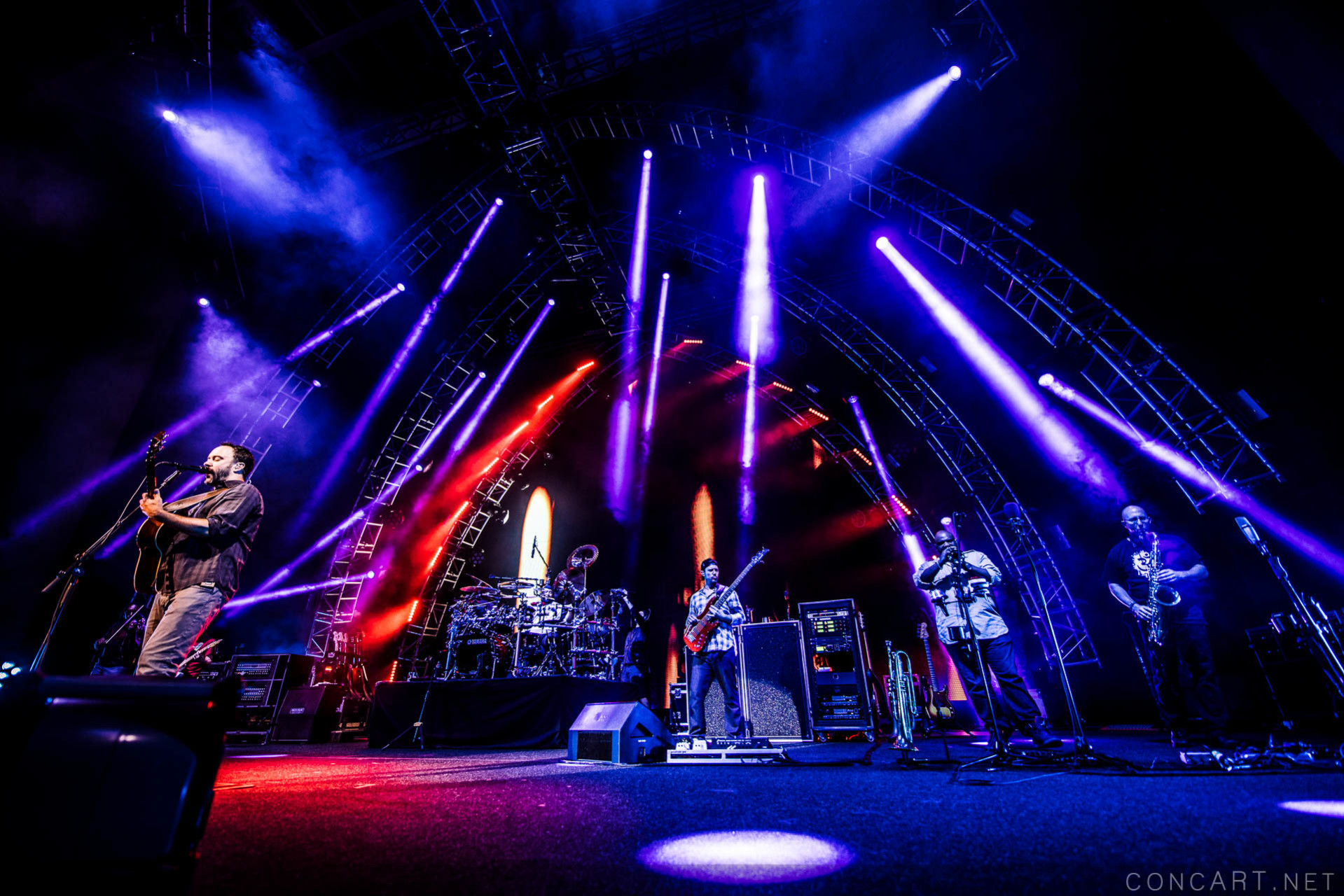Dave Matthews Band photo by Sean Molin 35