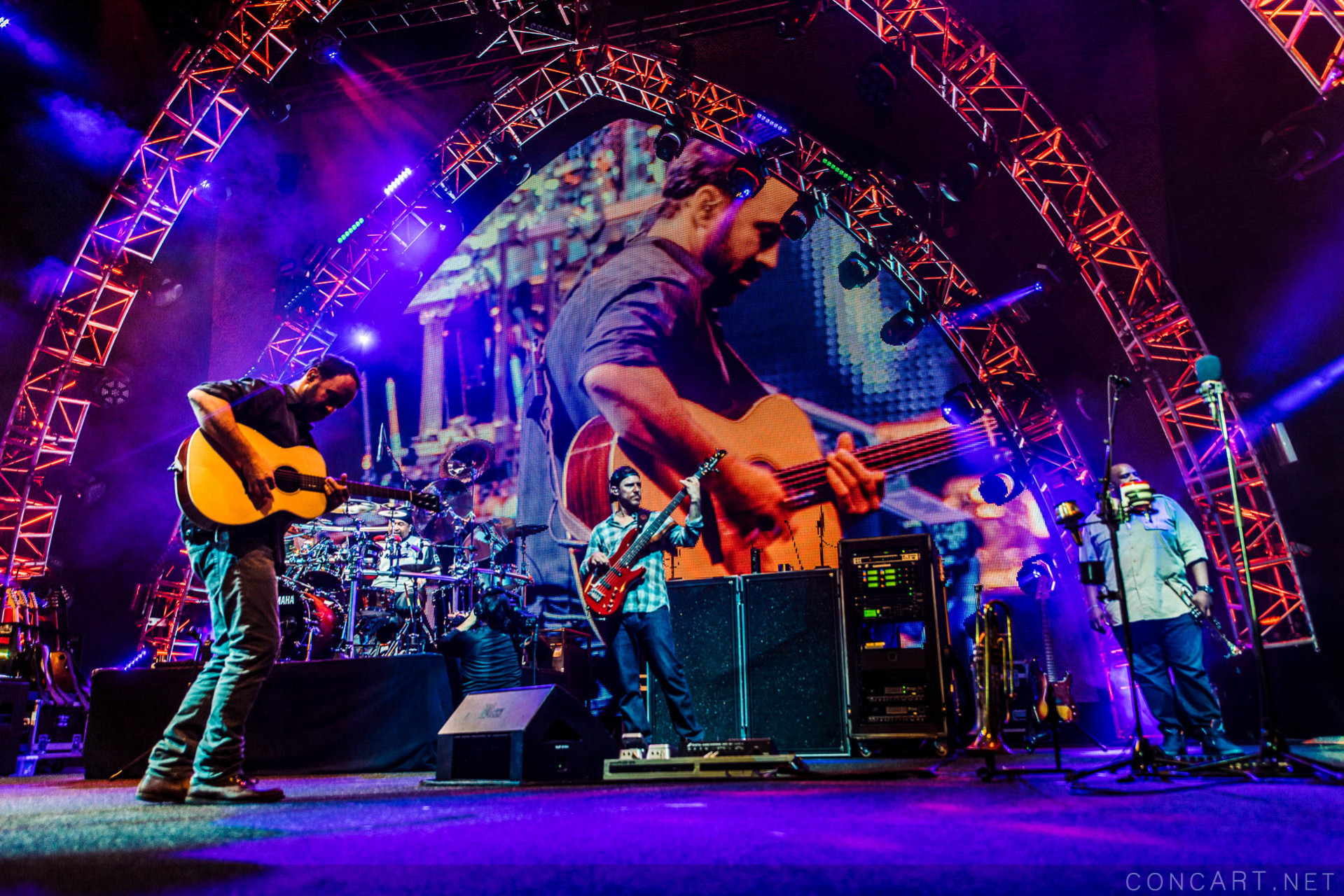 Dave Matthews Band photo by Sean Molin 37