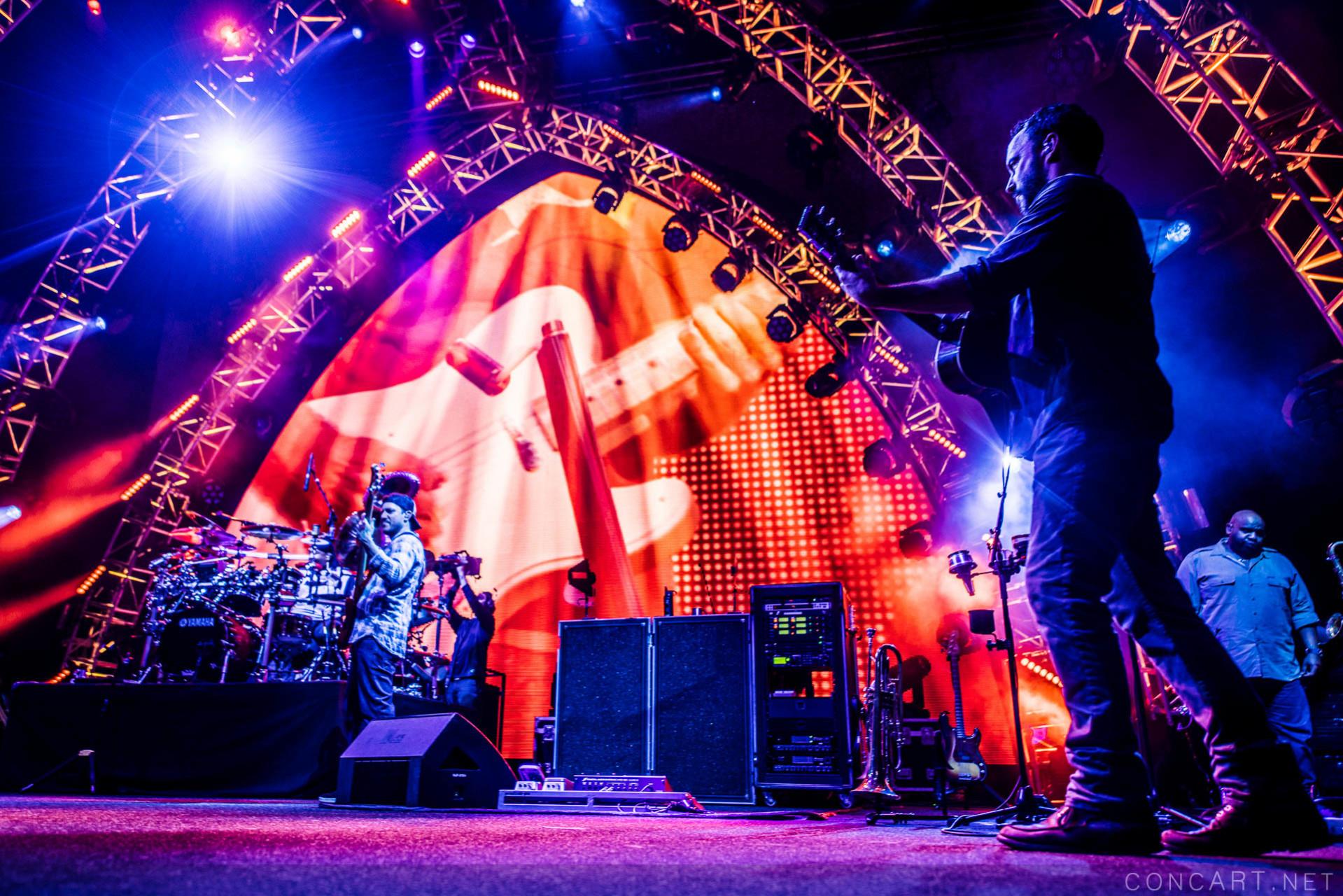Dave Matthews Band photo by Sean Molin 41