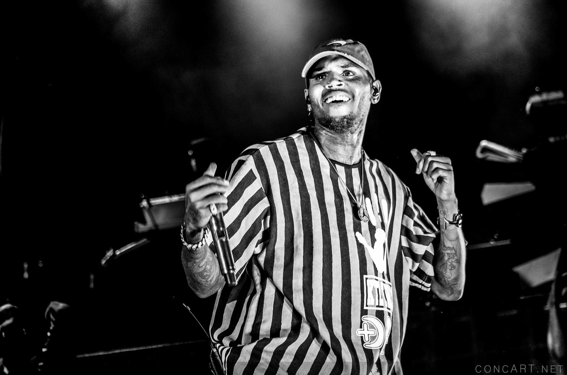 Chris Brown photo by Ashley Adcox 17