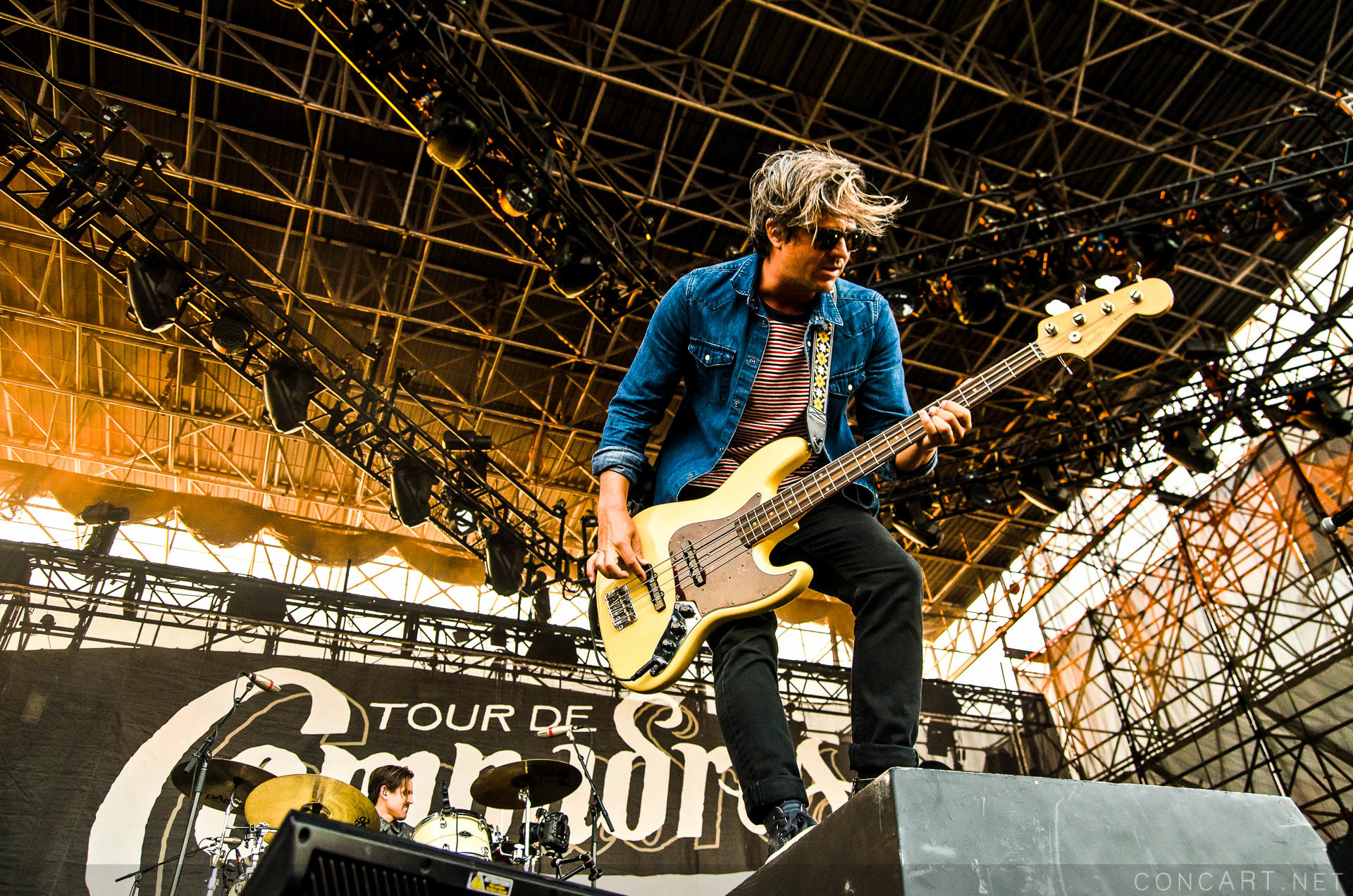 Switchfoot photo by Ashley Adcox 1
