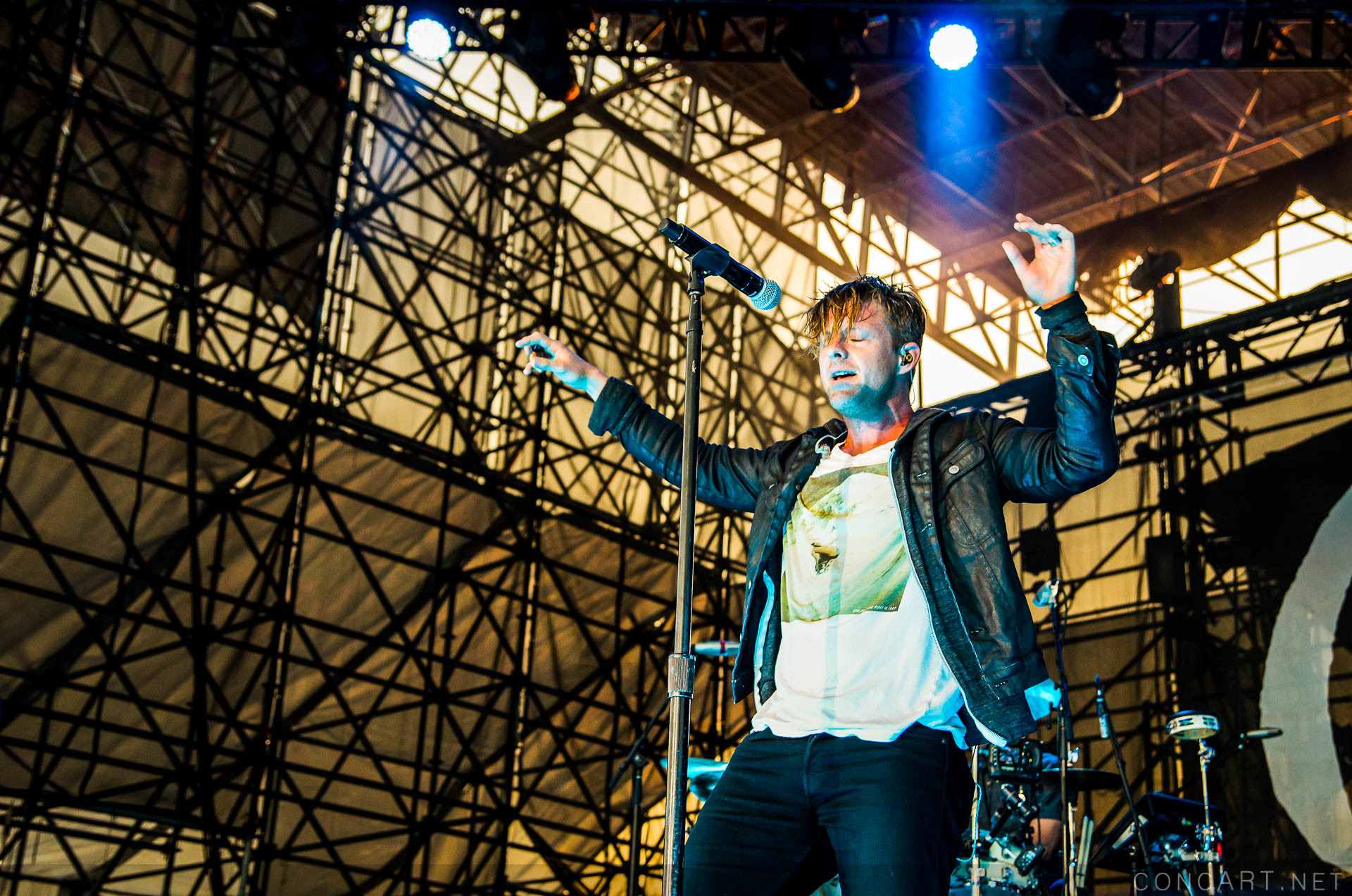 Switchfoot photo by Ashley Adcox 16