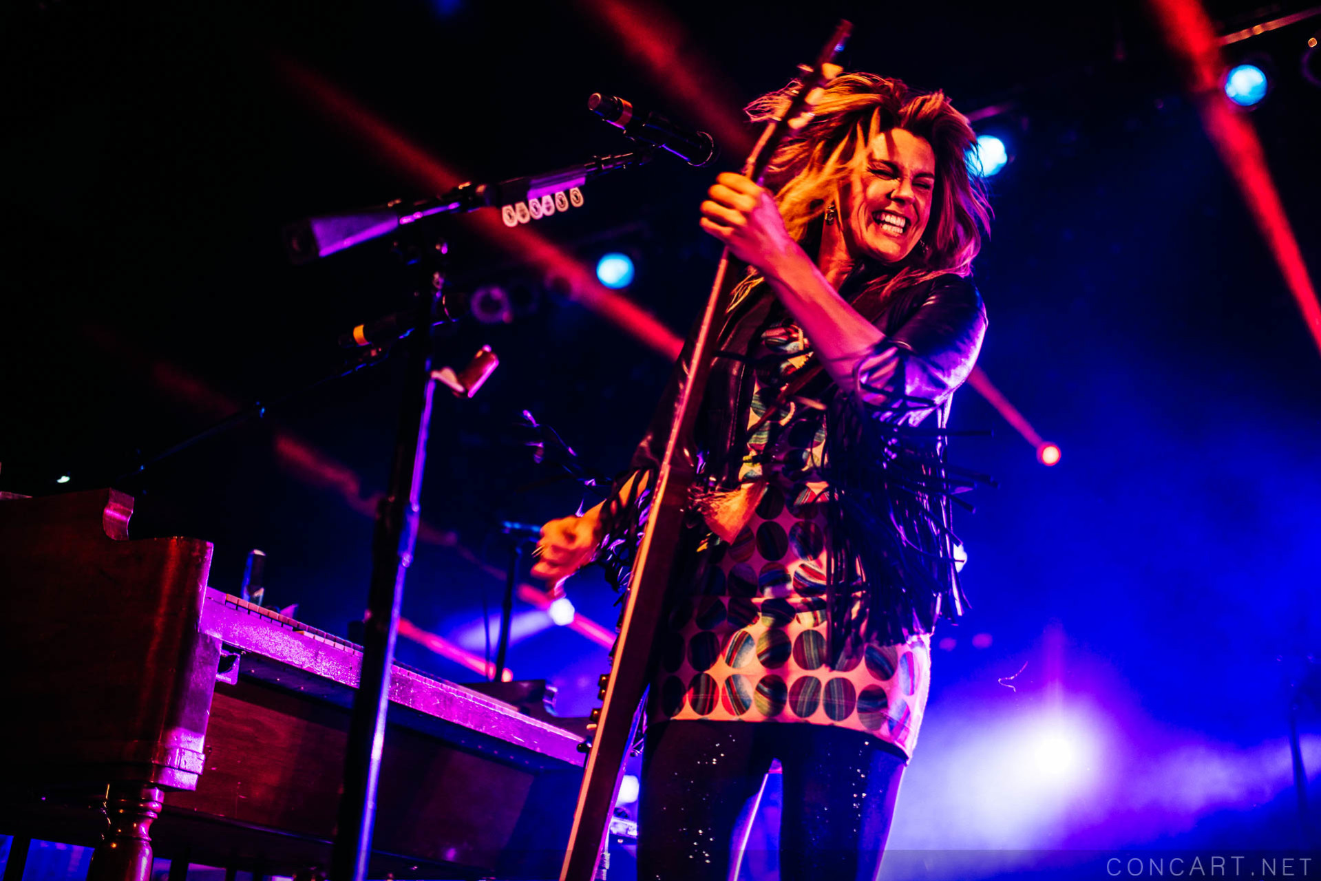 Grace Potter photo by Sean Molin 3