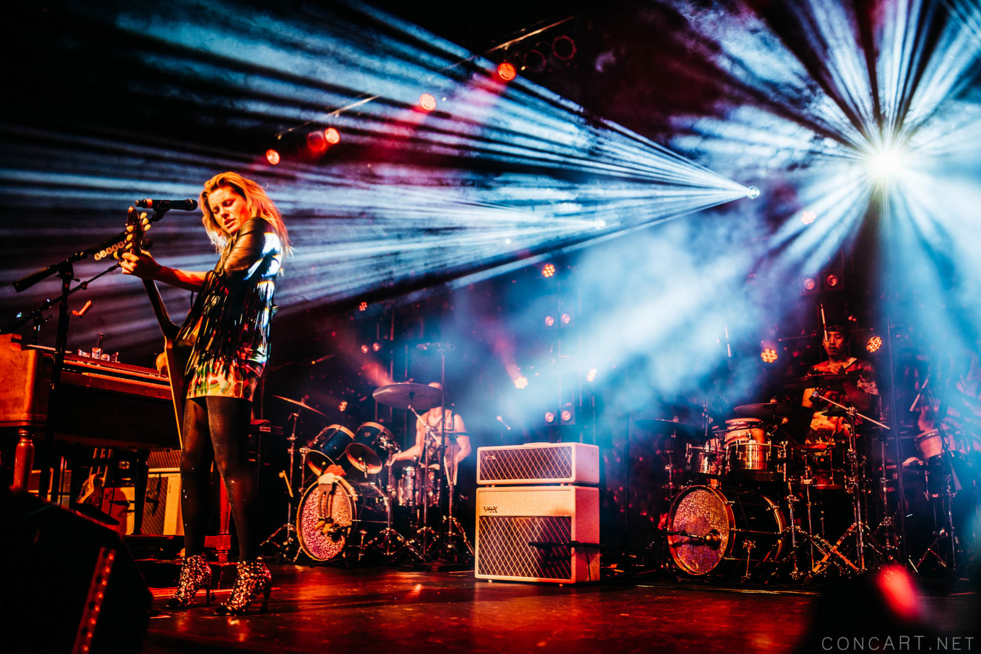 Grace Potter photo by Sean Molin 4