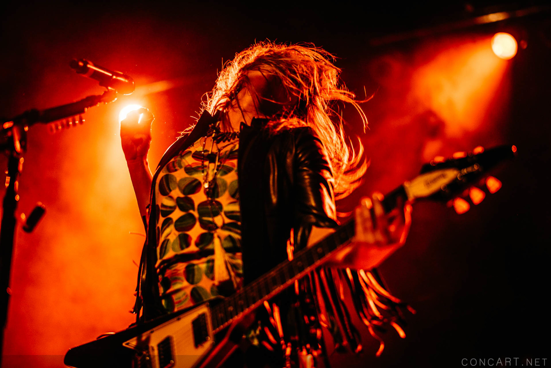Grace Potter photo by Sean Molin 14
