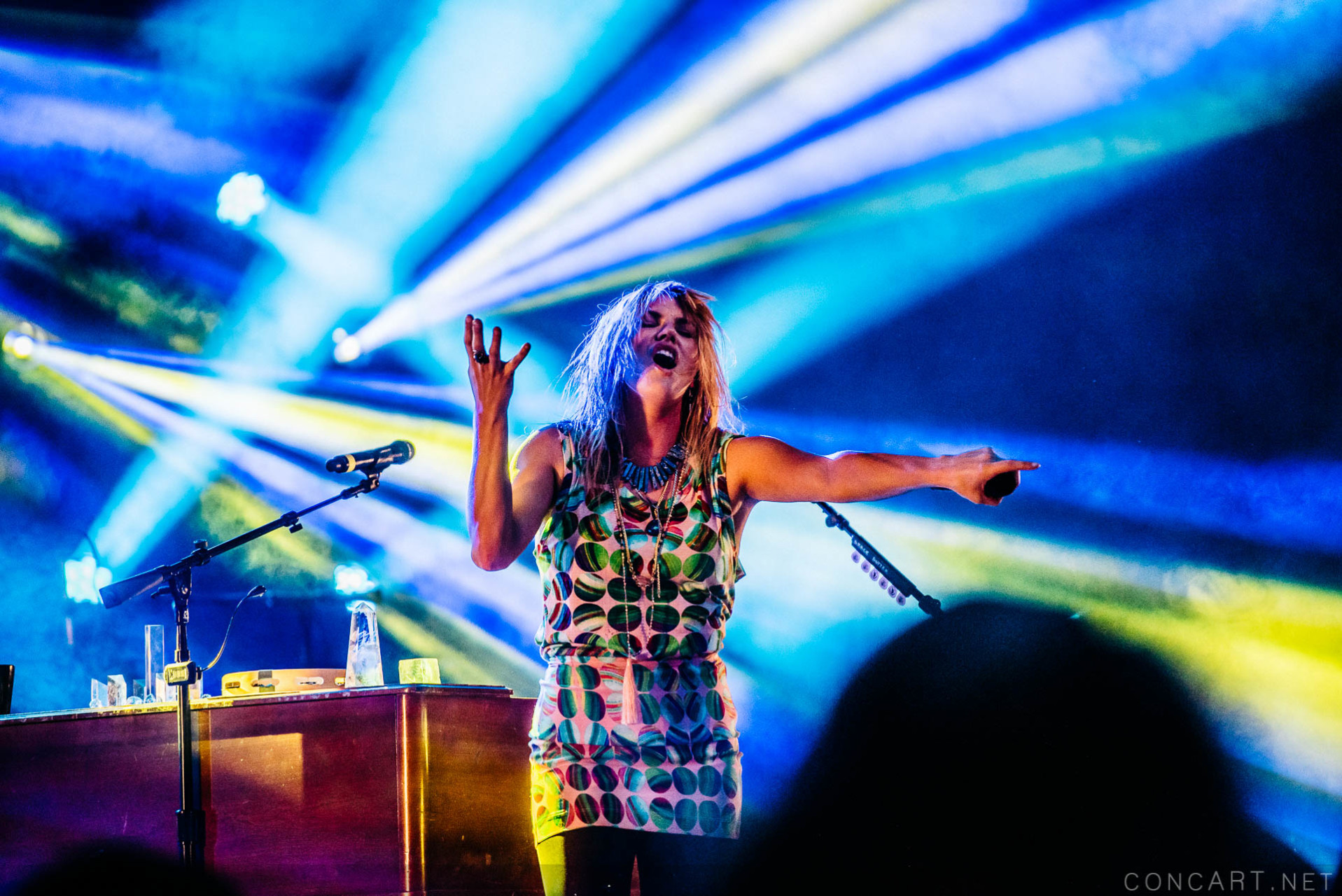 Grace Potter photo by Sean Molin 21
