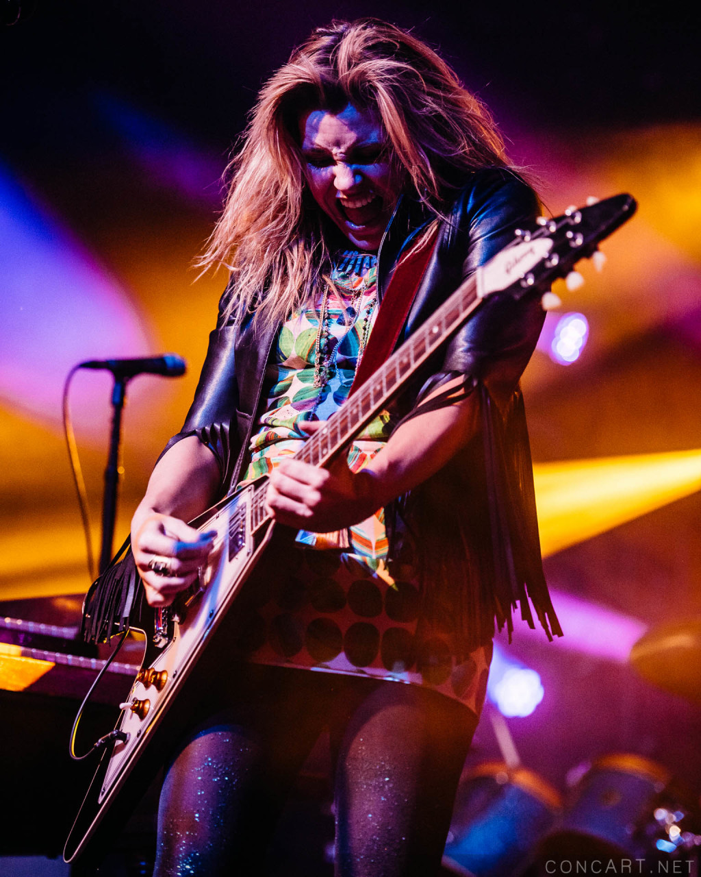 Grace Potter photo by Sean Molin 24