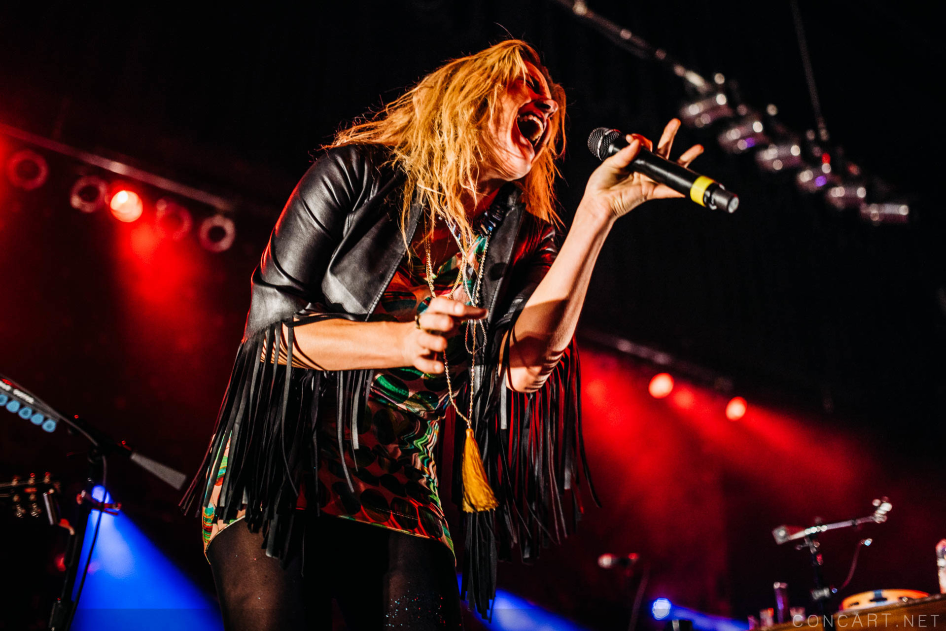 Grace Potter photo by Sean Molin 33