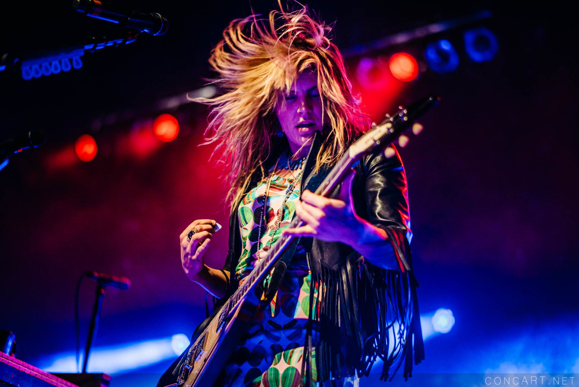 Grace Potter photo by Sean Molin 36