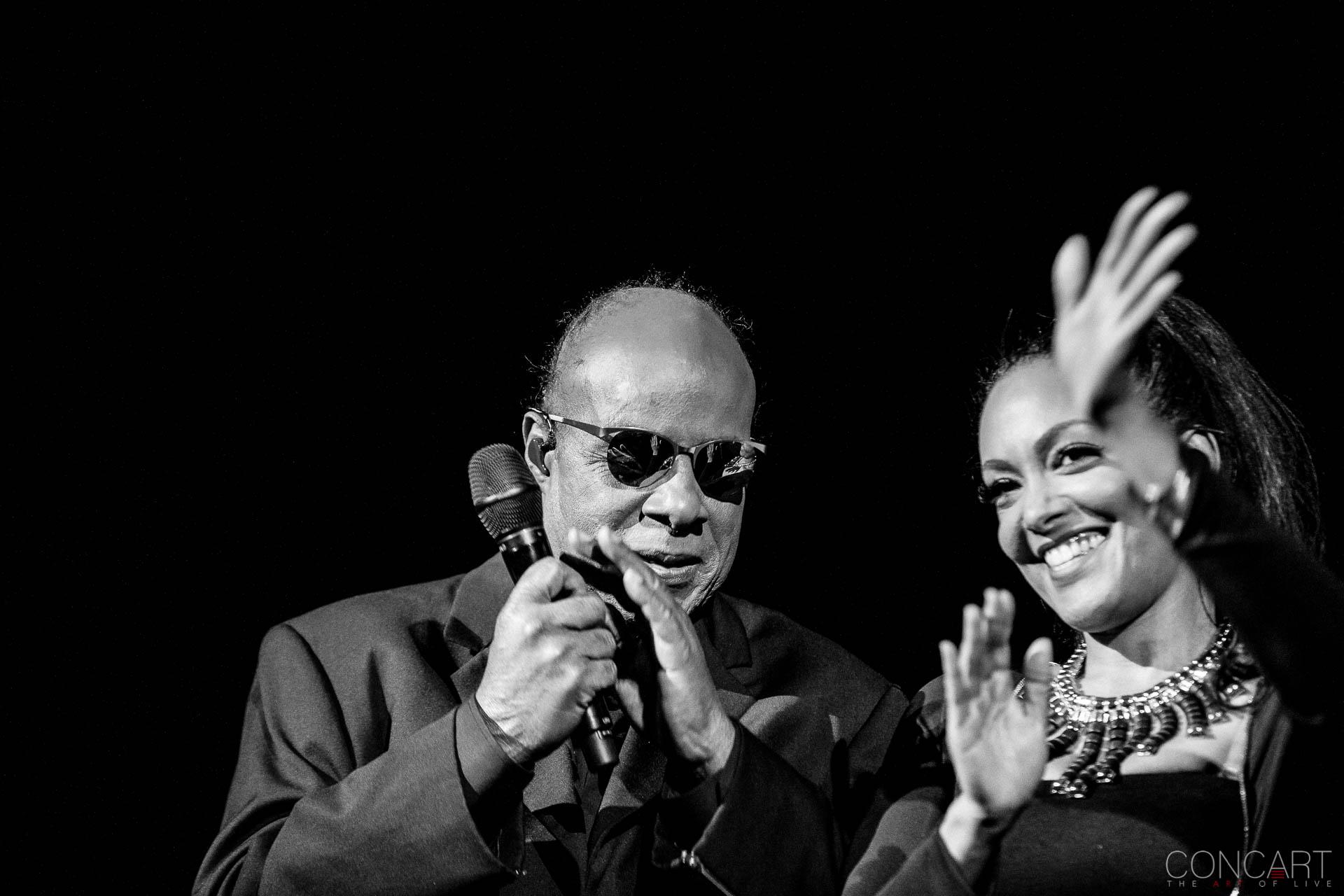 Stevie Wonder photo by Tyson White 2