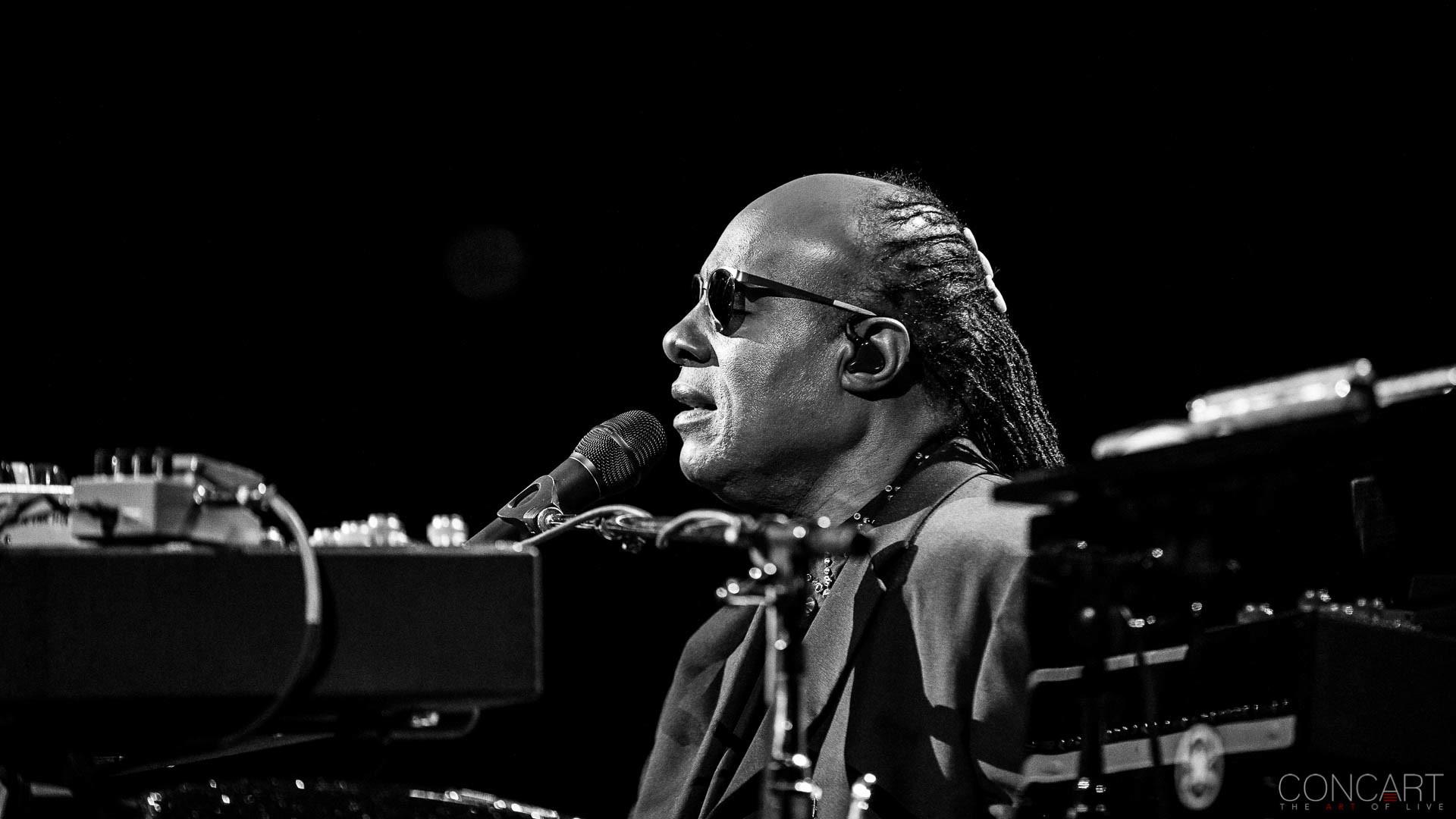 Stevie Wonder photo by Tyson White 7