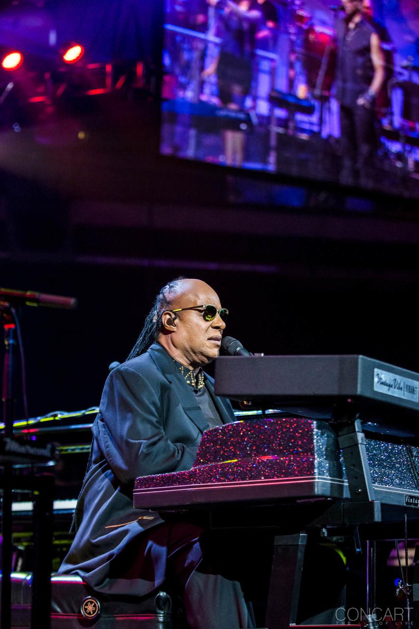 Stevie Wonder photo by Tyson White 8