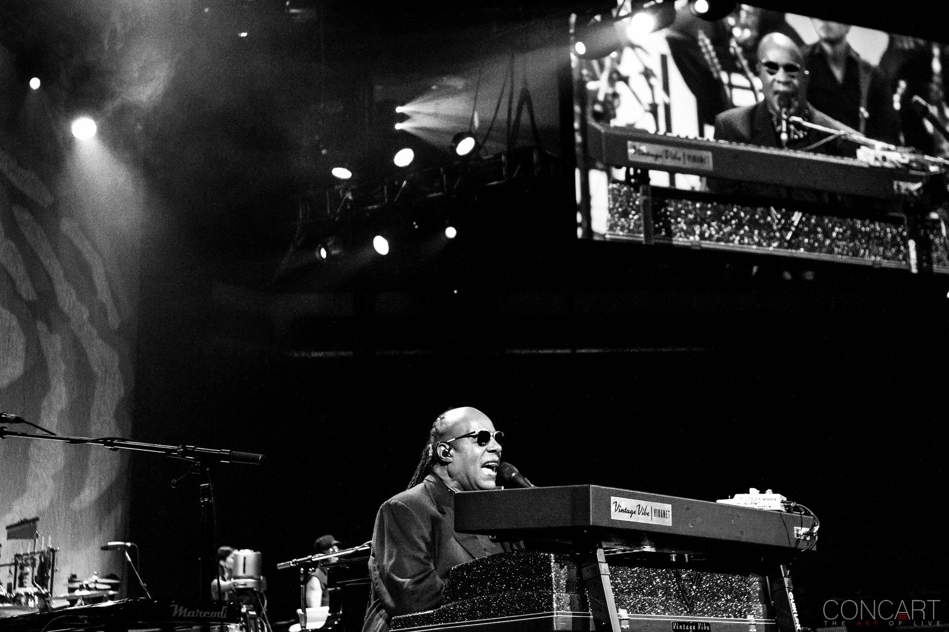 Stevie Wonder photo by Tyson White 12