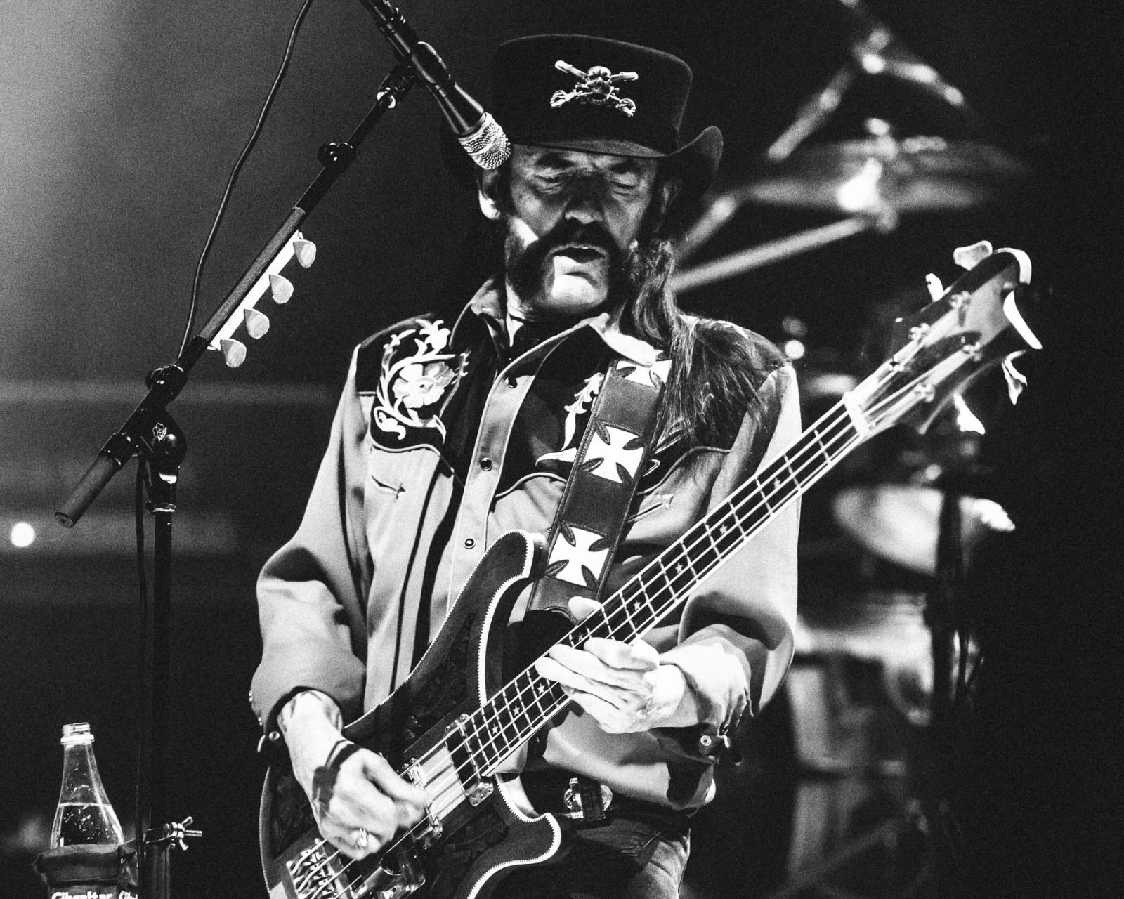 Motörhead photo by Sean Molin