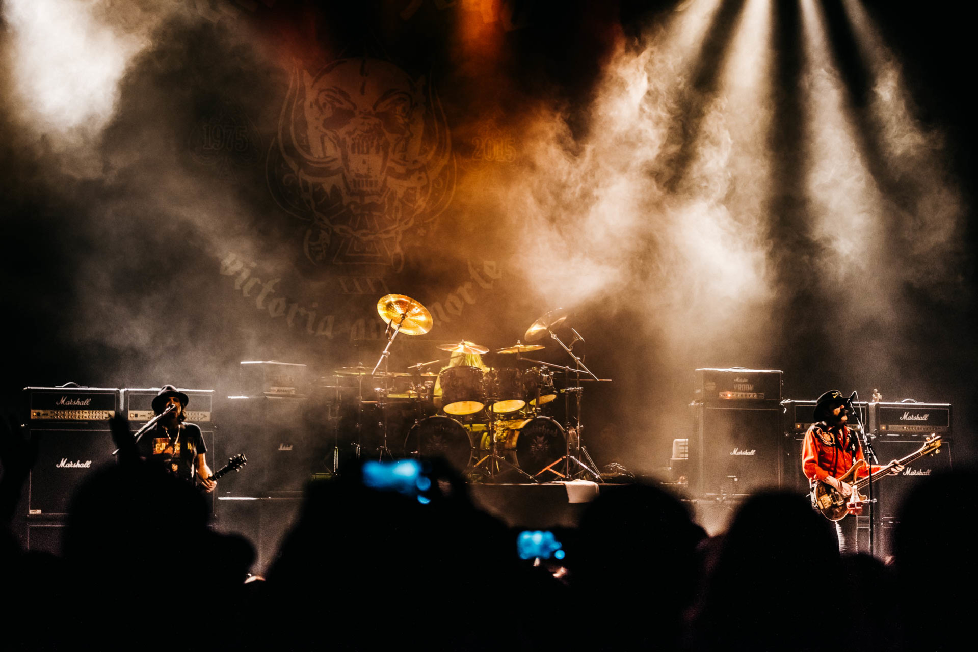 Motörhead photo by Sean Molin 2