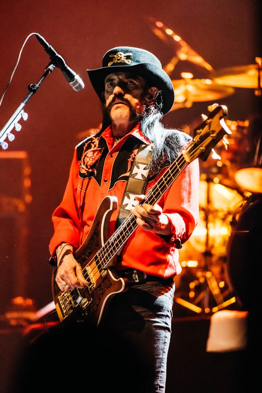 Motörhead photo by Sean Molin 5